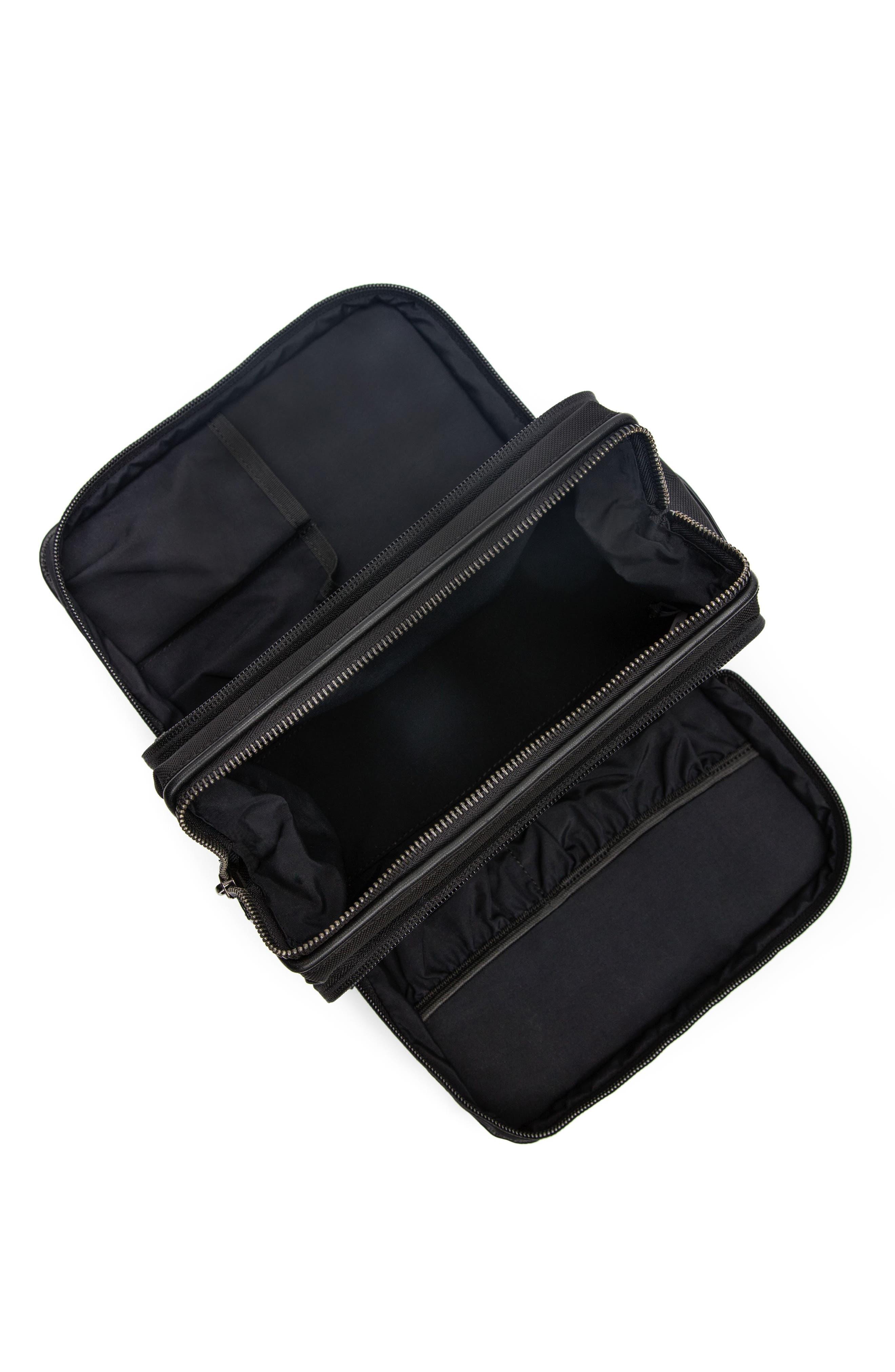 Alternate Image 4  - hook + ALBERT Leather Travel Kit