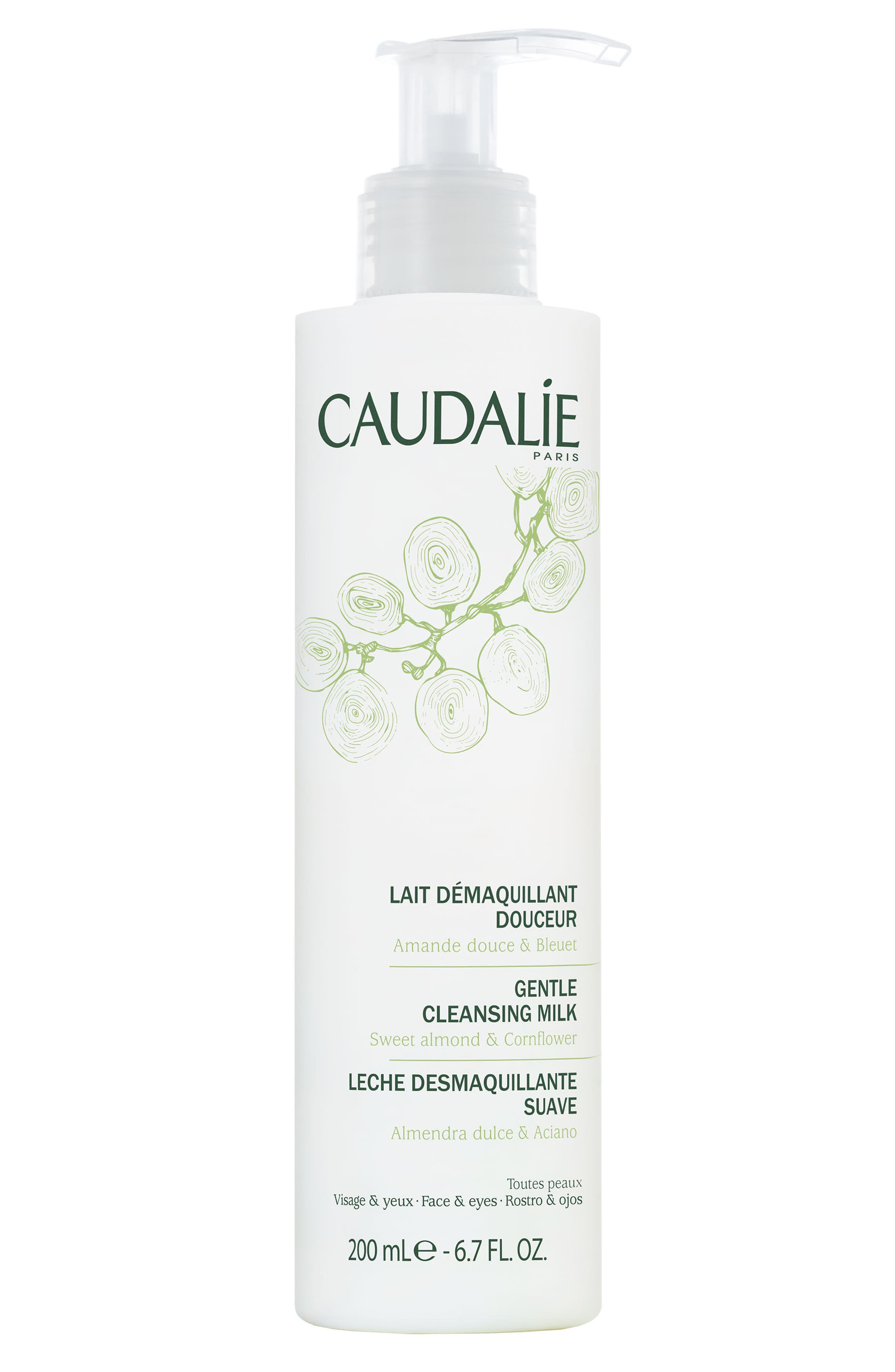 Alternate Image 1 Selected - CAUDALÍE Gentle Cleansing Milk