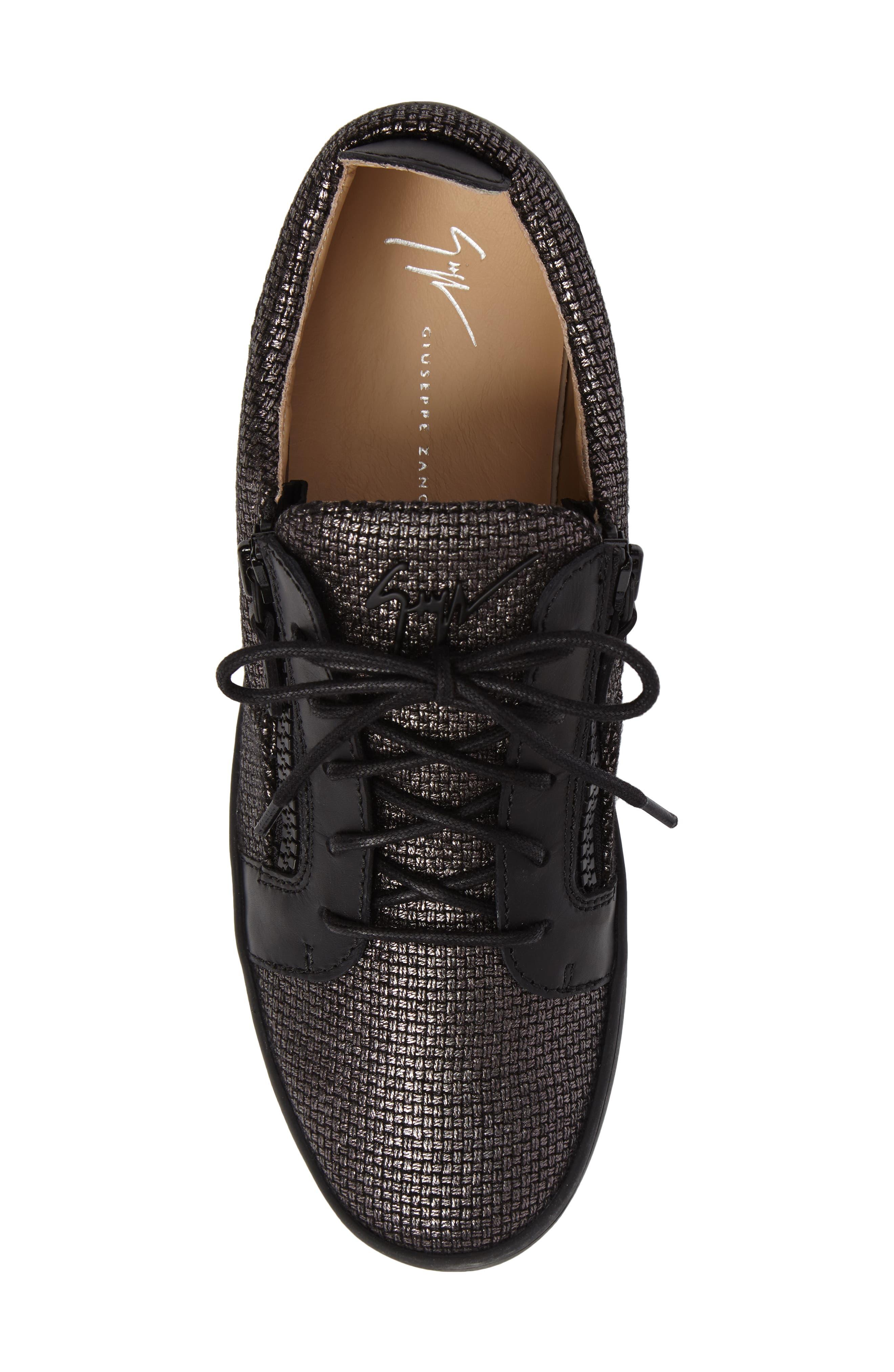 Alternate Image 5  - Giuseppe Zanotti Sneaker (Men)