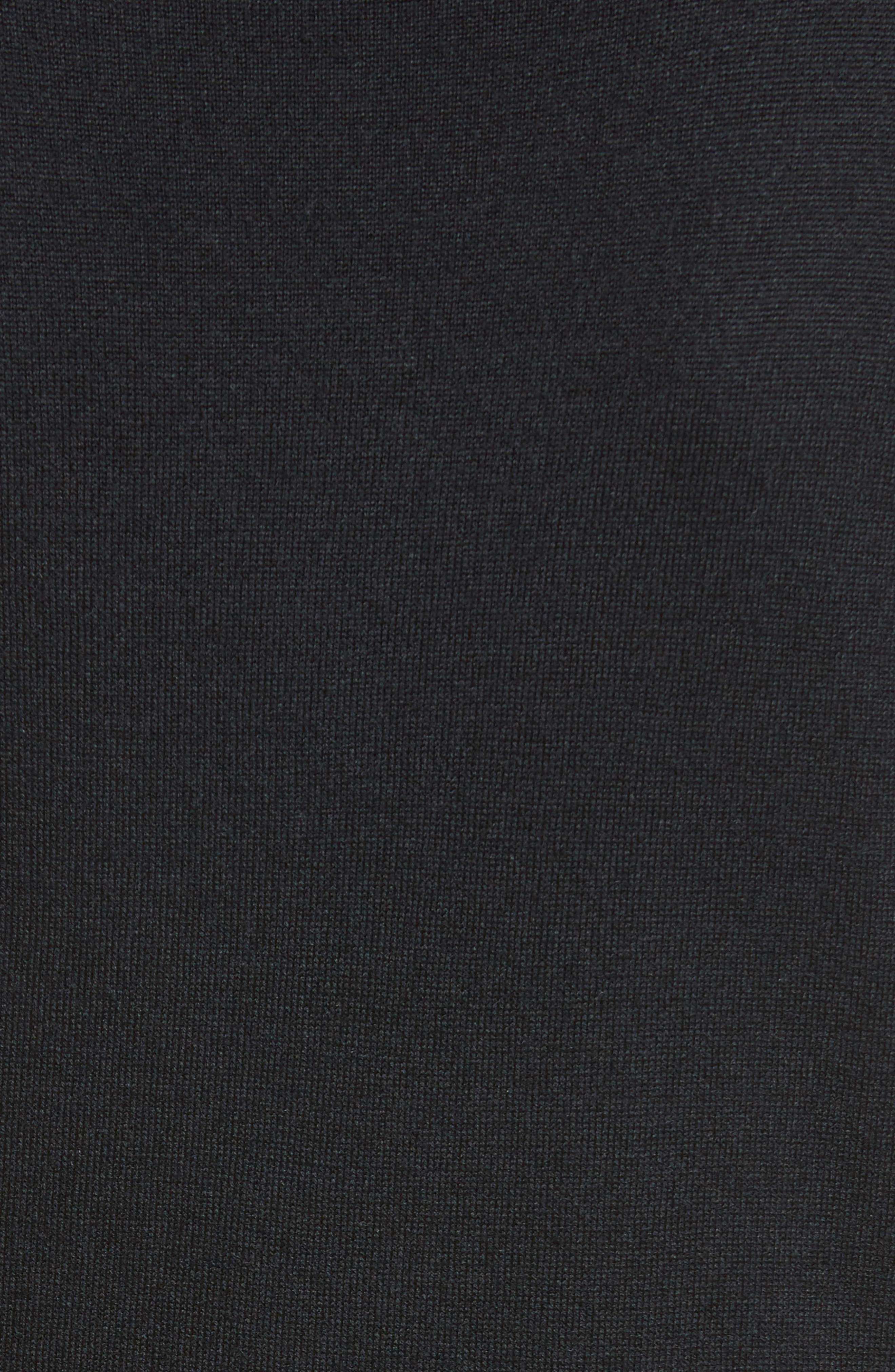 Alternate Image 5  - Armani Jeans D-Ring Wool Blend Sweater