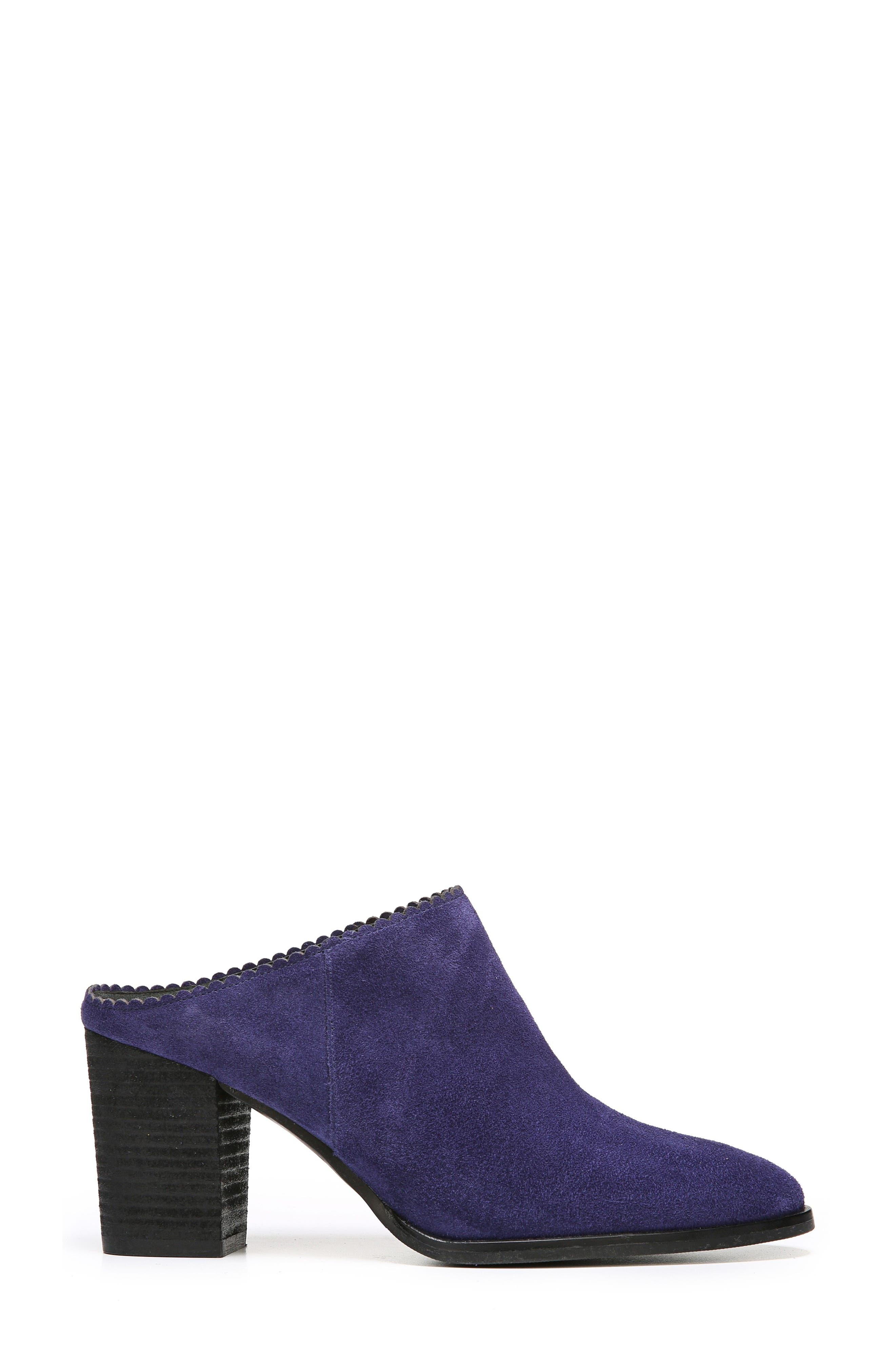 Alternate Image 3  - Via Spiga Sophia Block Heel Mule (Women)