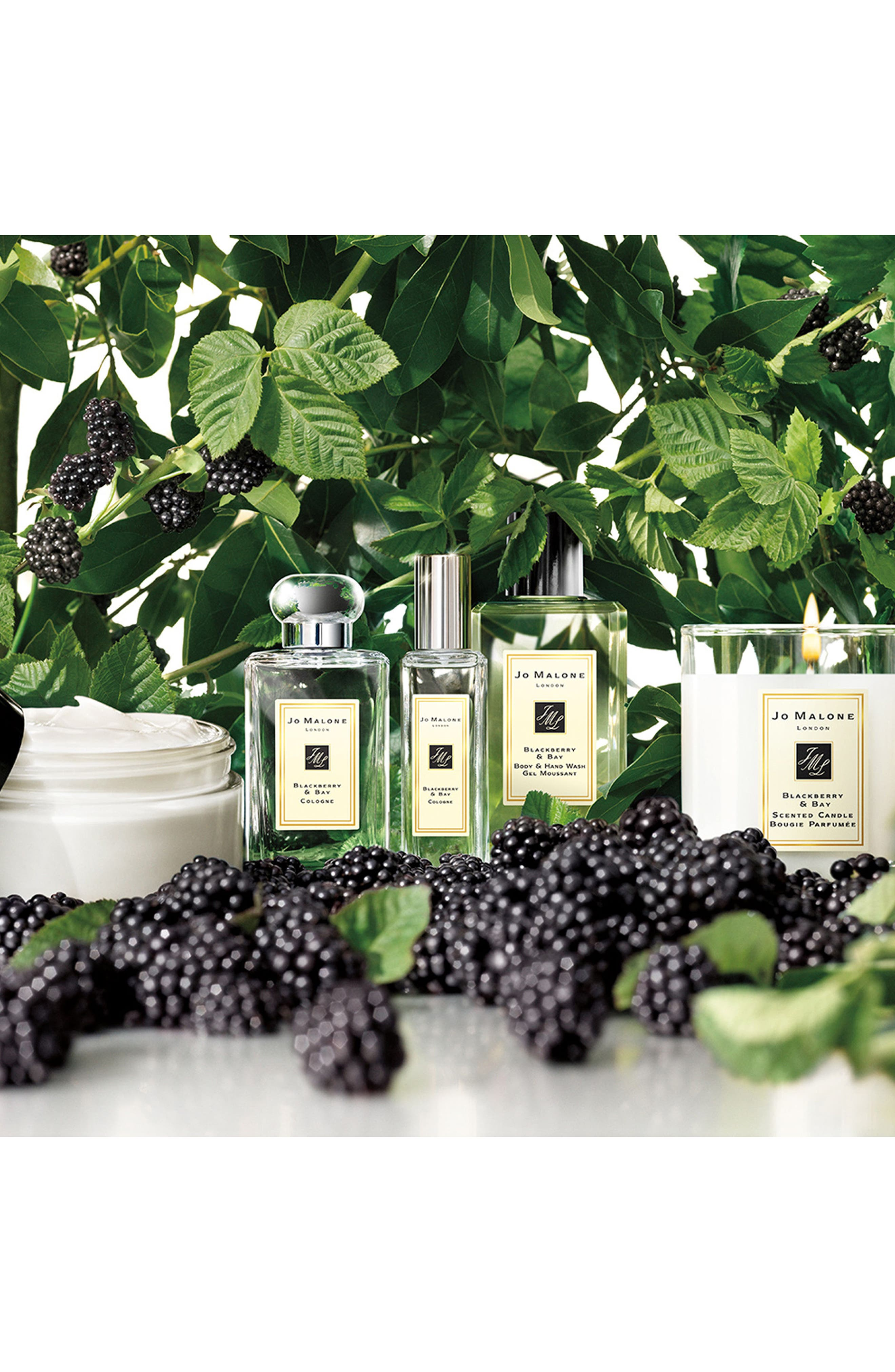 Jo Malone<sup>™</sup> Blackberry & Bay Body & Hand Wash,                             Alternate thumbnail 3, color,                             No Color