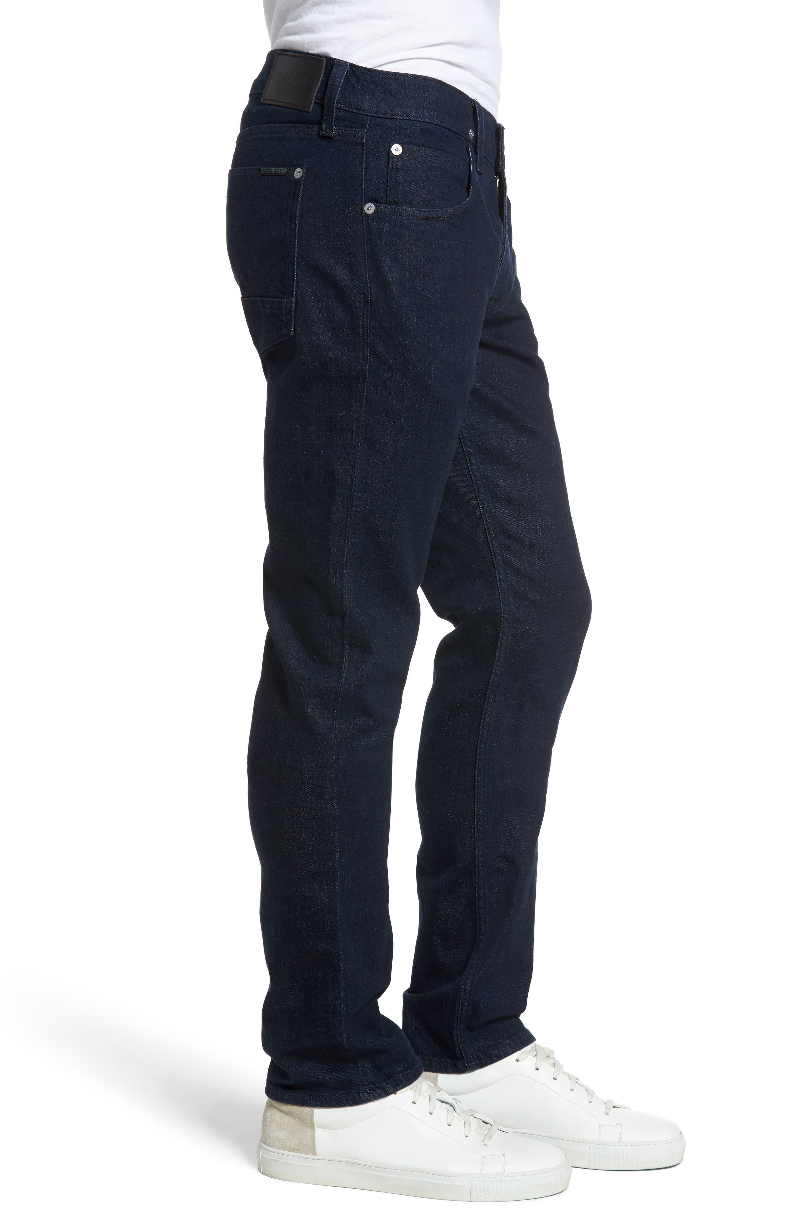 Blake Slim Fit Jeans,                             Alternate thumbnail 3, color,                             Firebrand