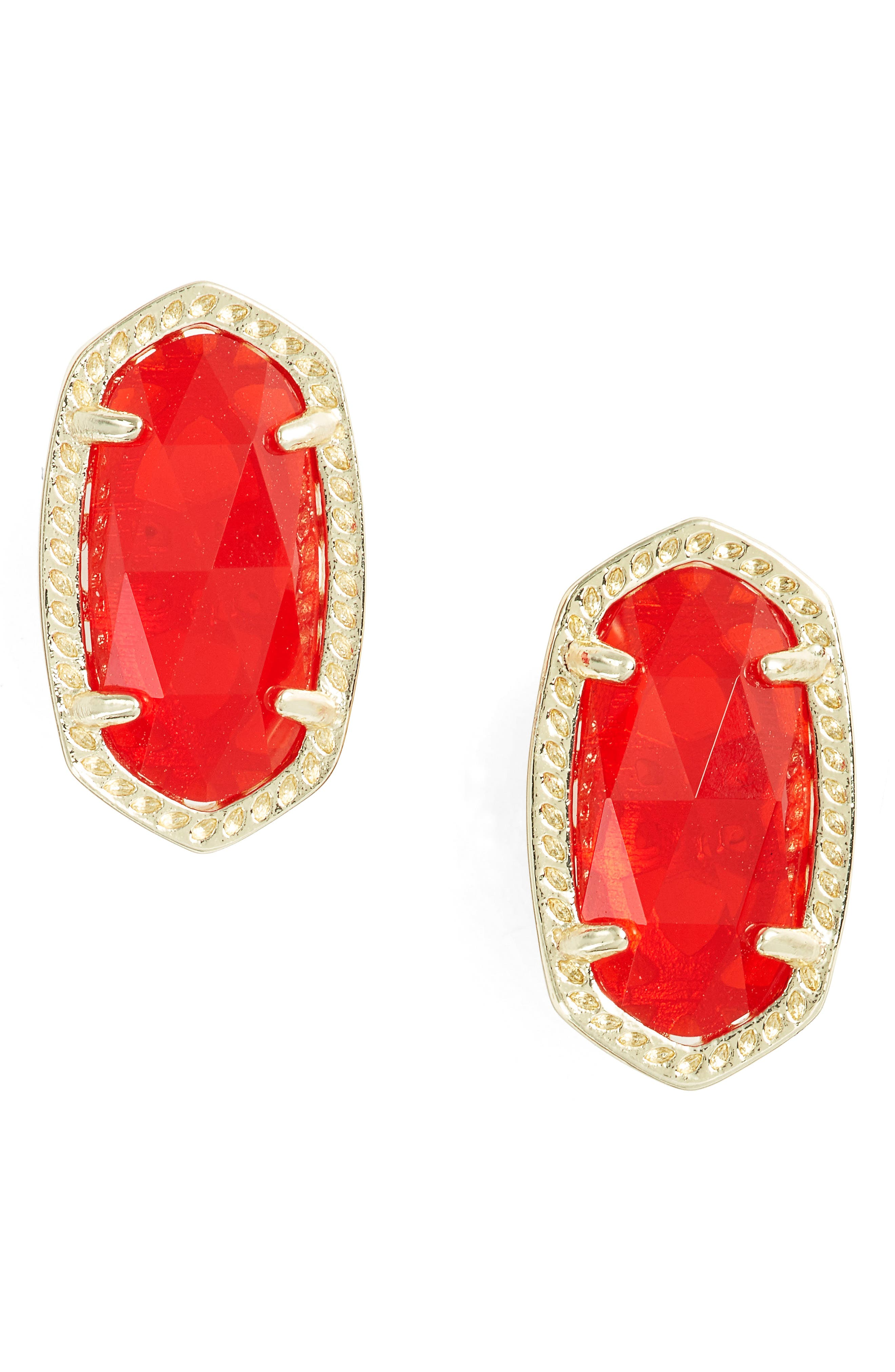 Alternate Image 1 Selected - Kendra Scott Ellie Birthstone Stud Earrings