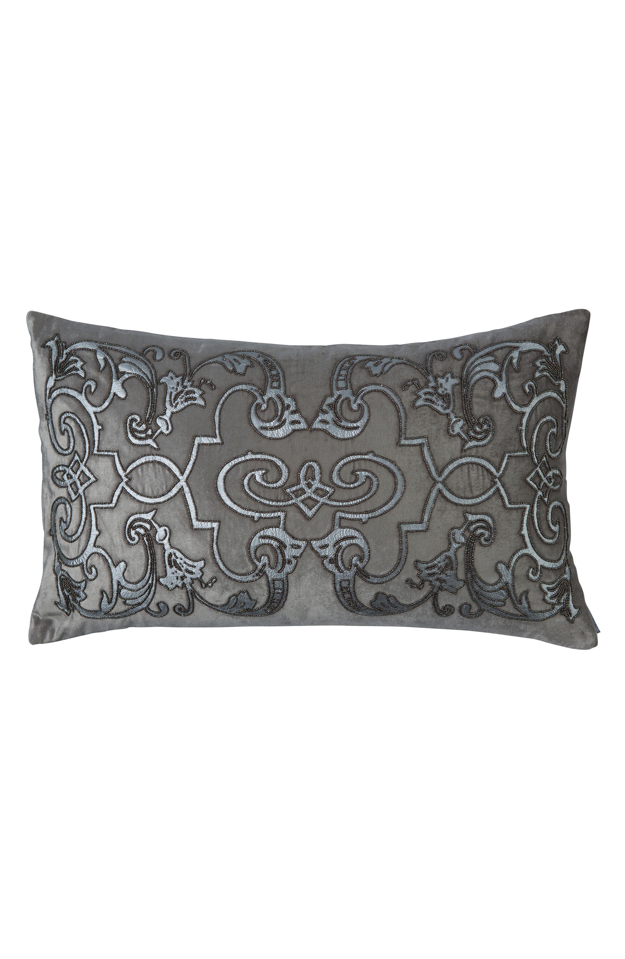 Alternate Image 2  - Lili Alessandra Mozart Rectangular Accent Pillow