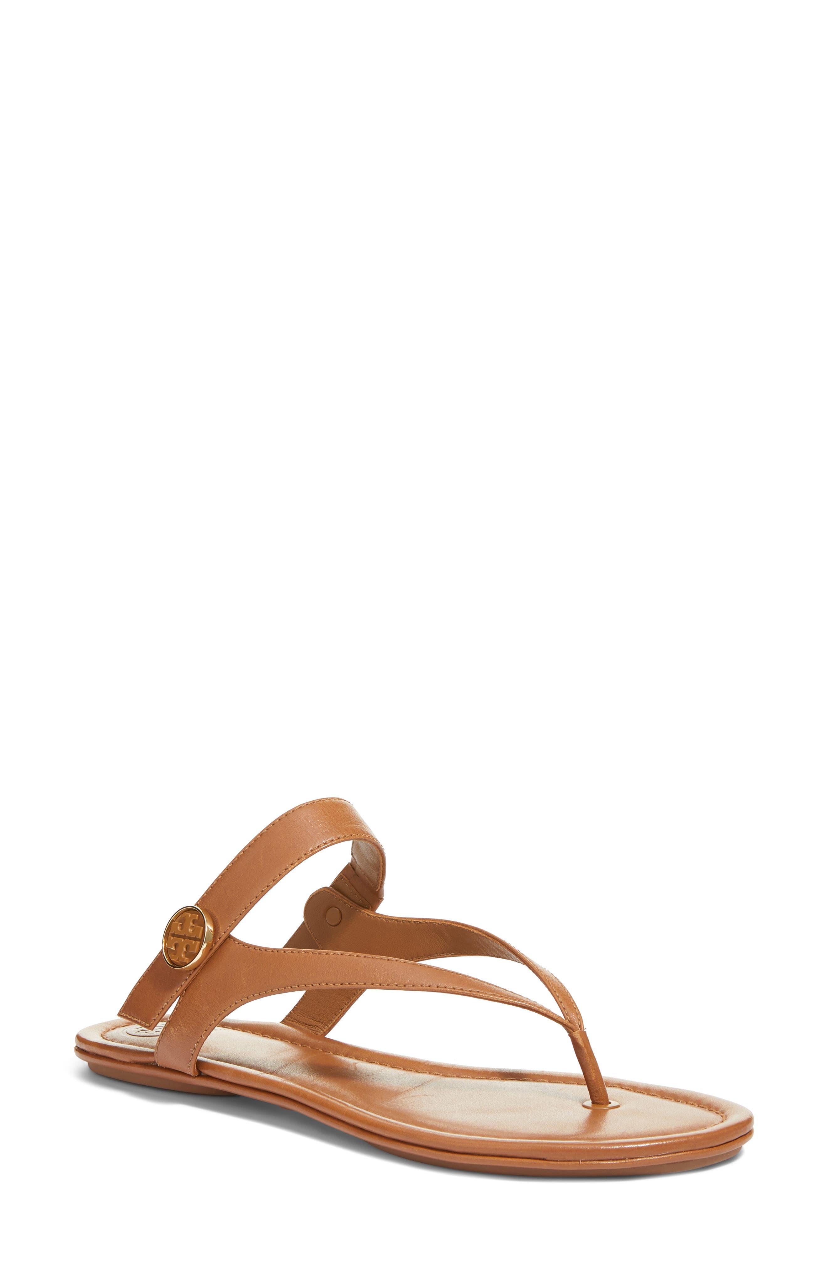 Alternate Image 2  - Tory Burch Minnie Travel Thong Sandal (Women)
