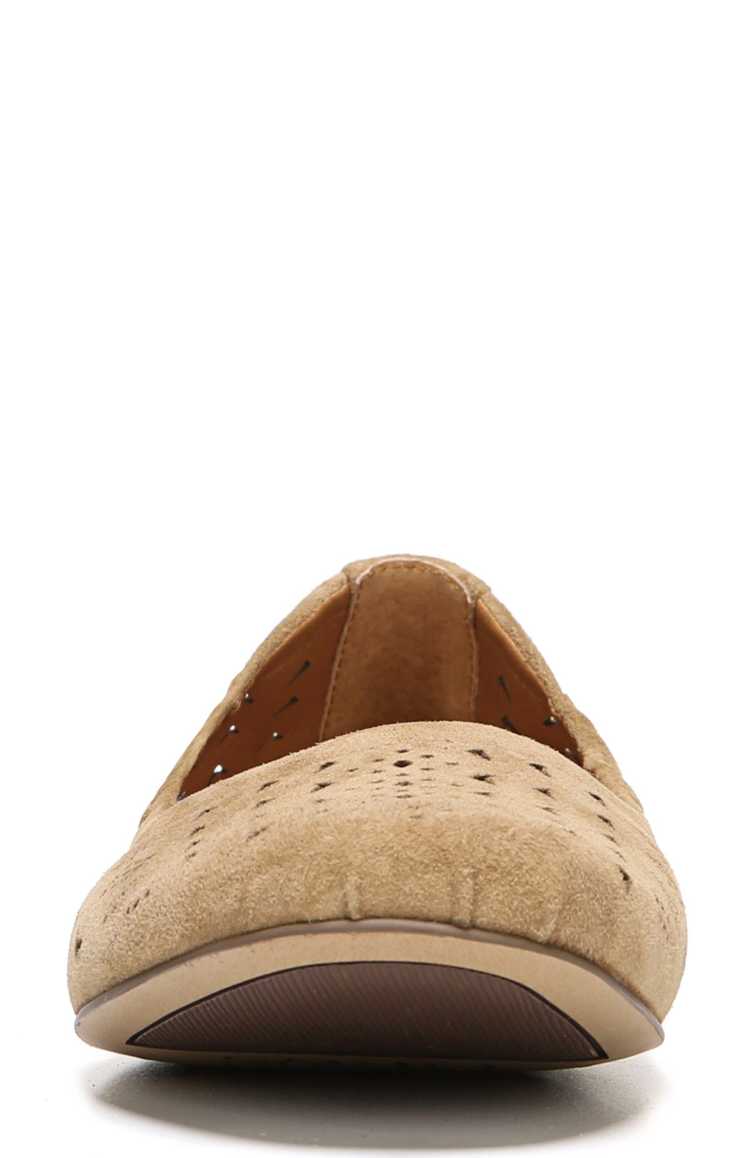 Alternate Image 4  - SARTO by Franco Sarto Brewer Perforated Ballet Flat (Women)