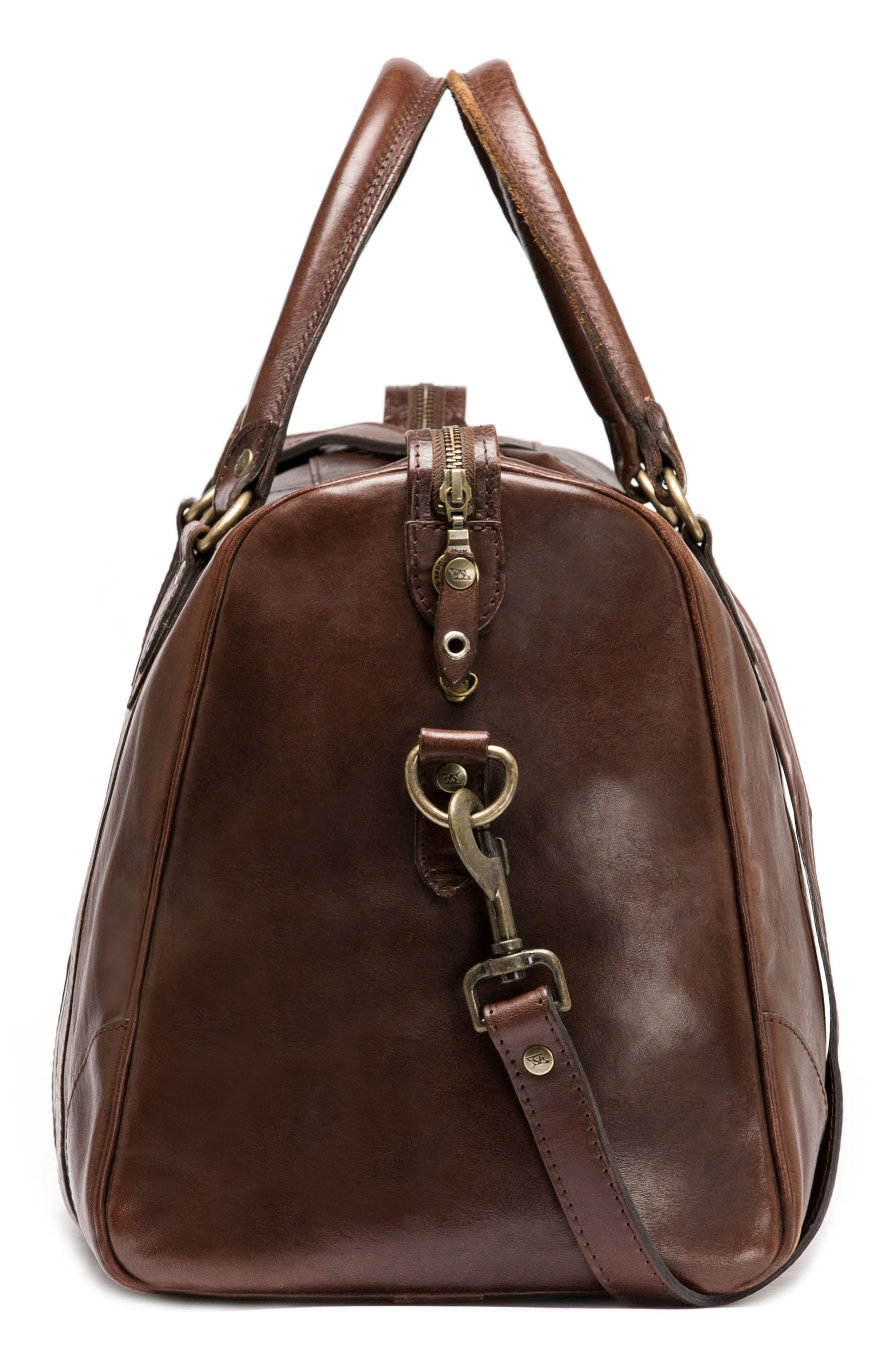 Normanby Duffel Bag,                             Alternate thumbnail 6, color,                             Cocoa