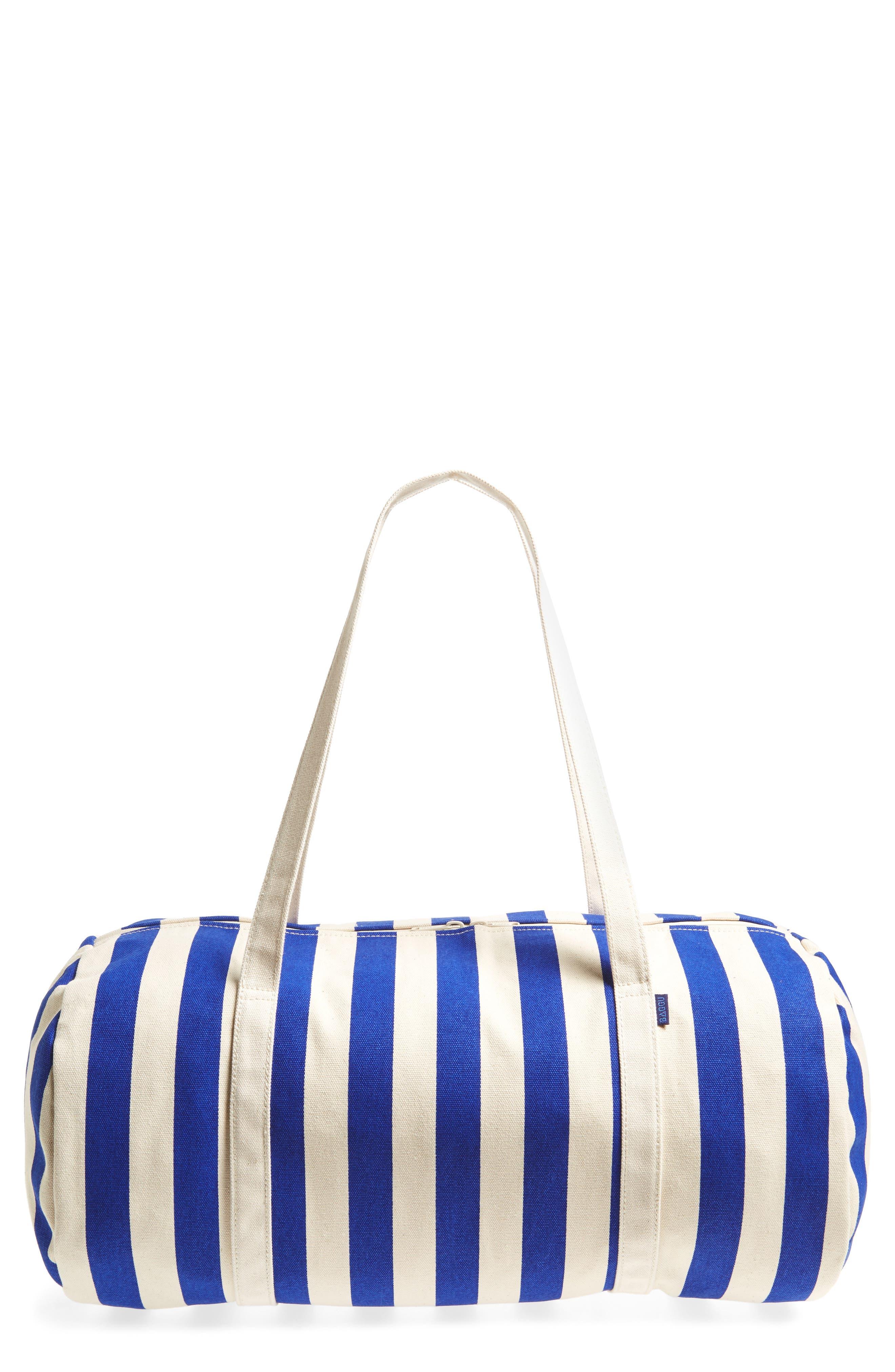 Baggu Canvas Duffel Bag