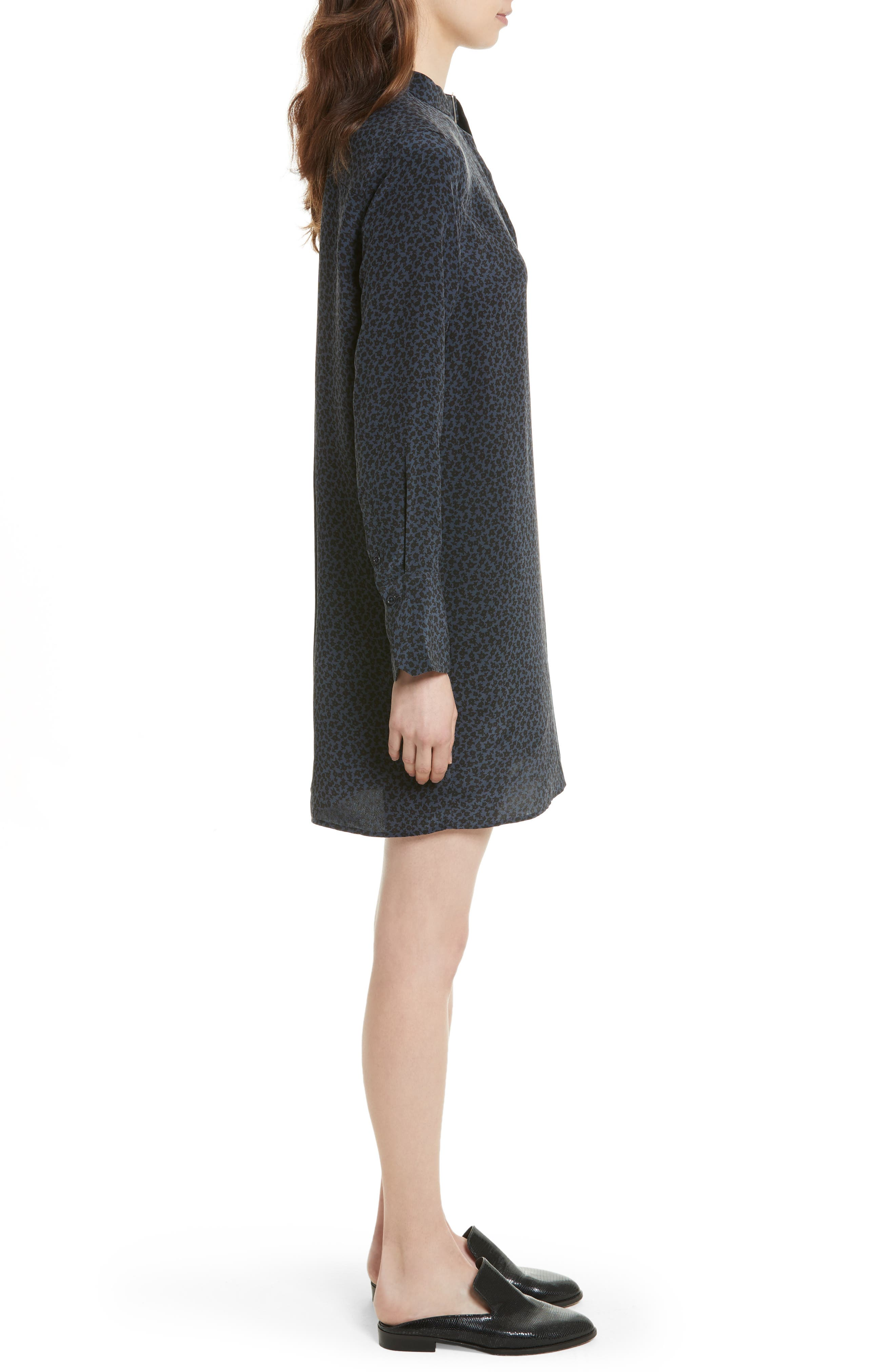 Alternate Image 3  - Equipment Condence Silk Shift Dress