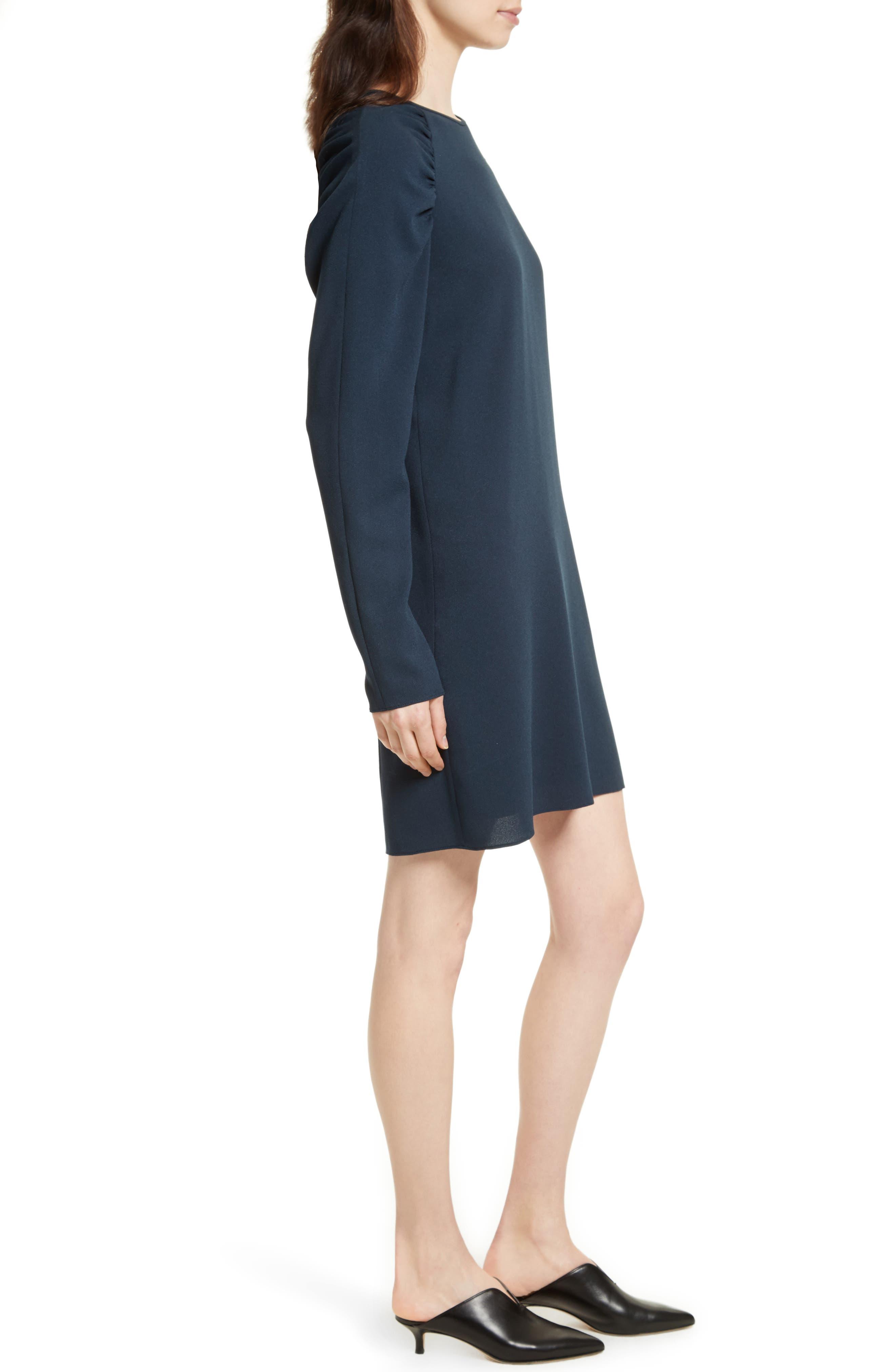 Alternate Image 3  - Tibi Sav Crepe Shift Dress