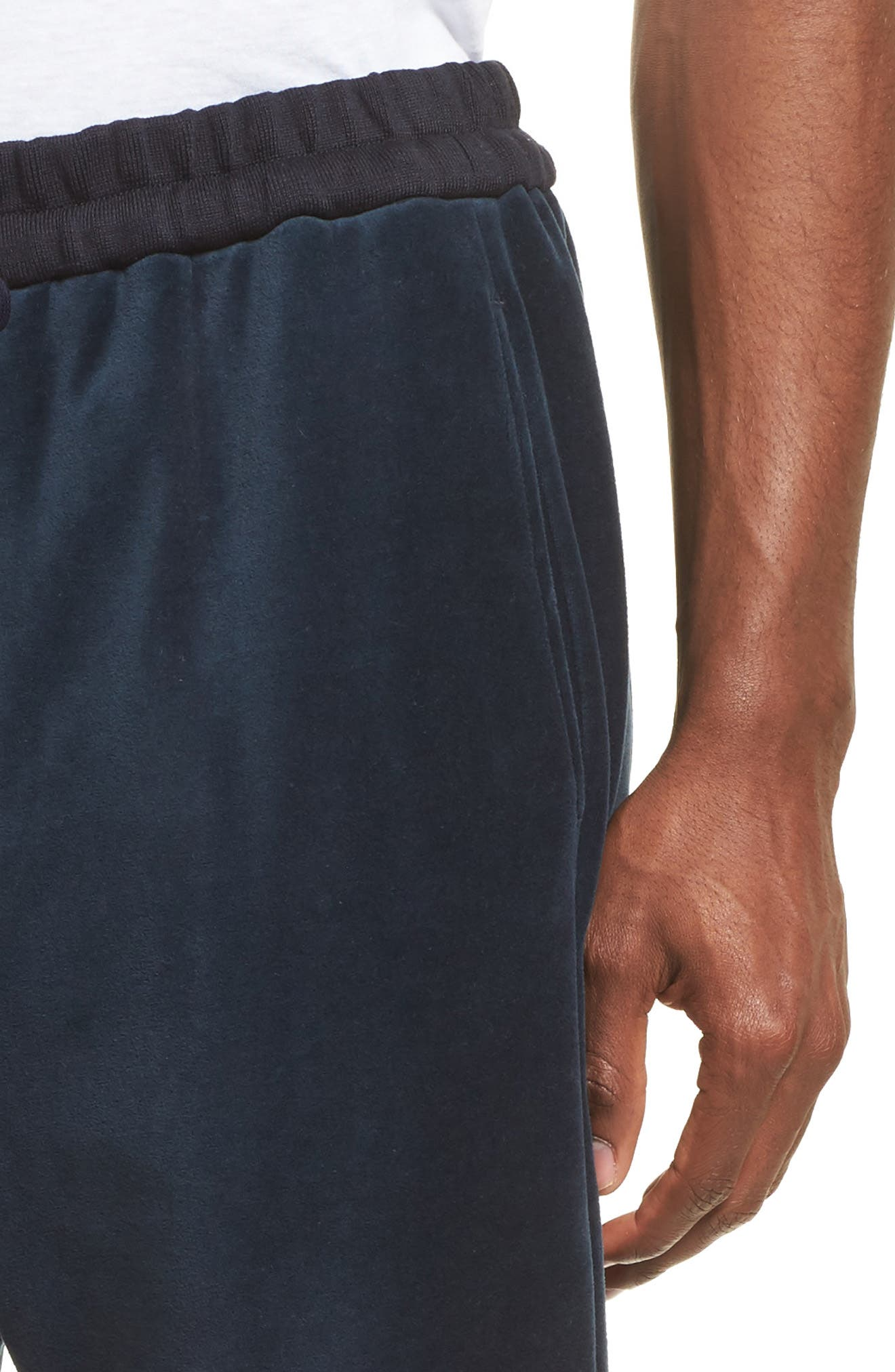 Double Layer Shorts,                             Alternate thumbnail 4, color,                             Navy