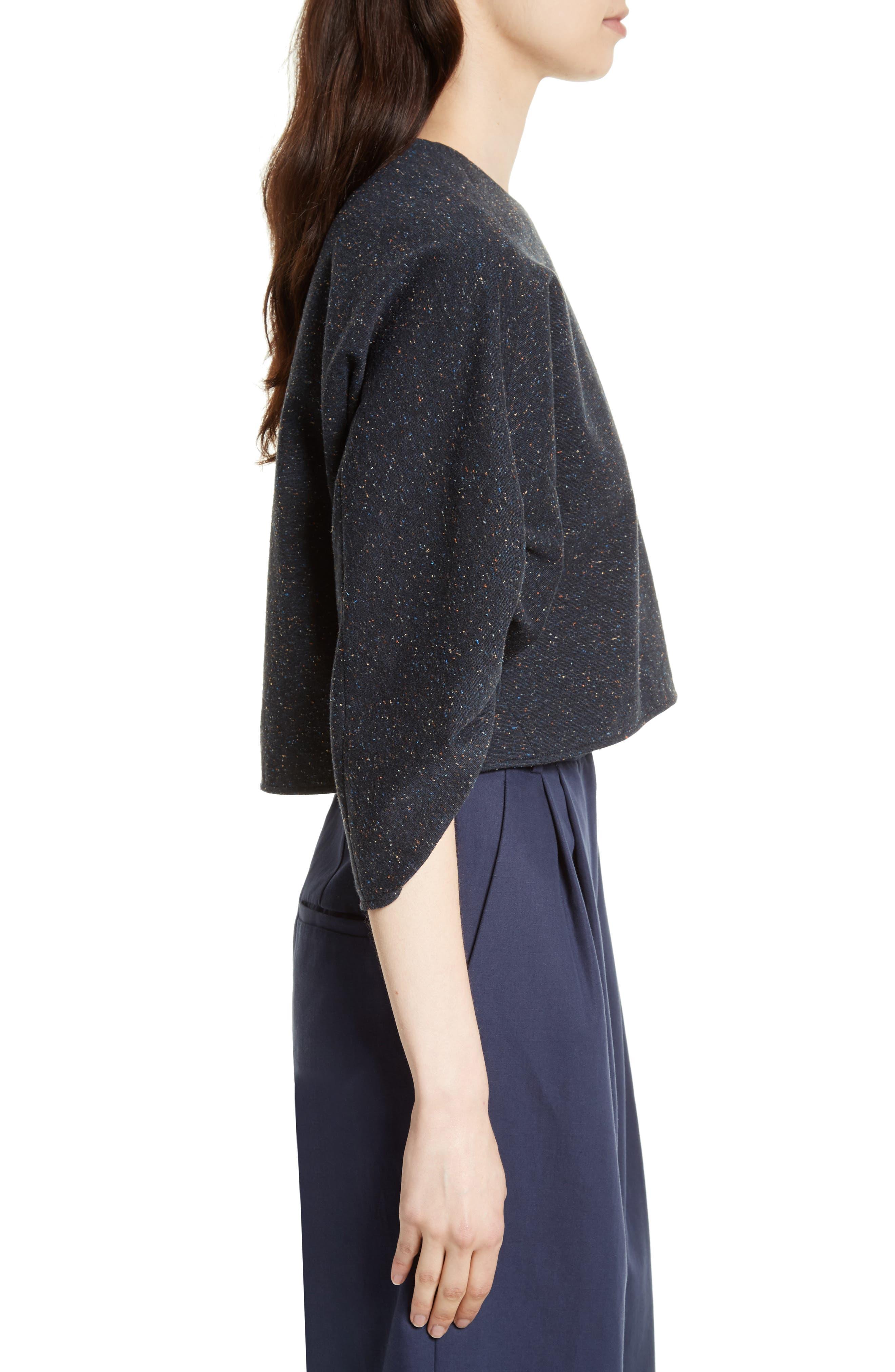 Alternate Image 3  - Tibi Imogen Tweed Top