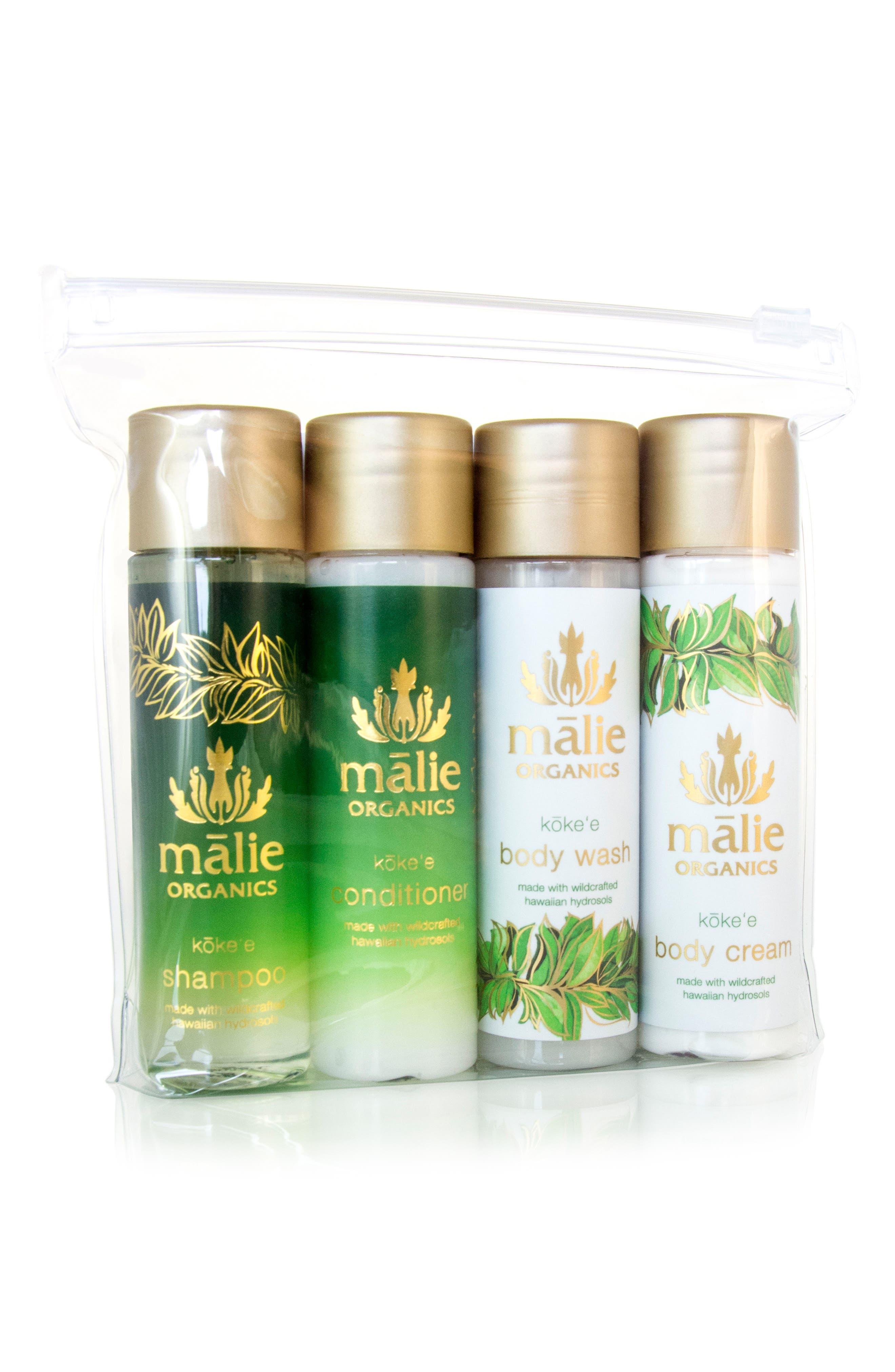 Malie Organics Koke'e Jet Set Collection ($54 Value)