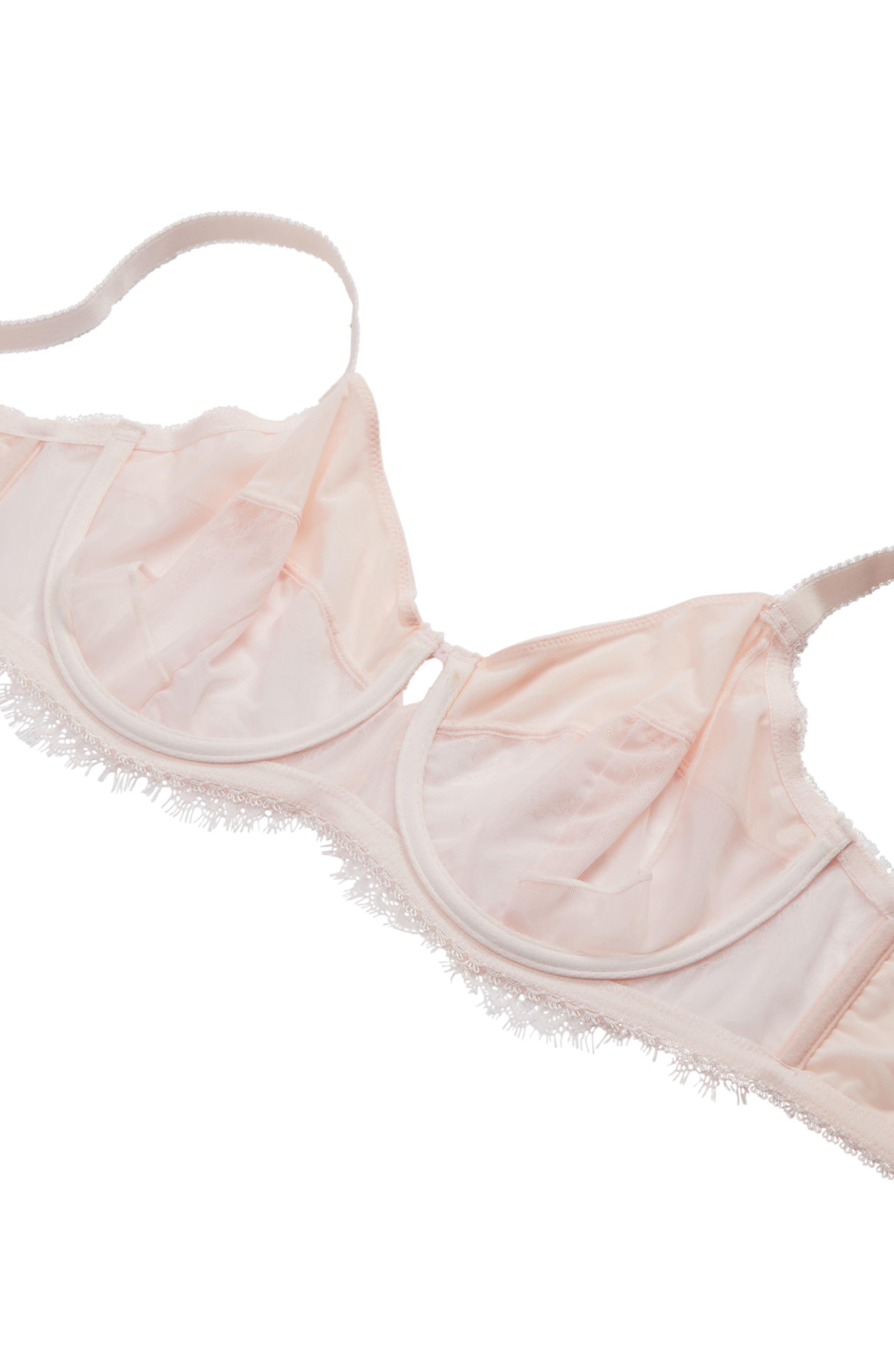 Alternate Image 4  - Ashley Graham Fatal Attraction Underwire Bra (Plus Size)