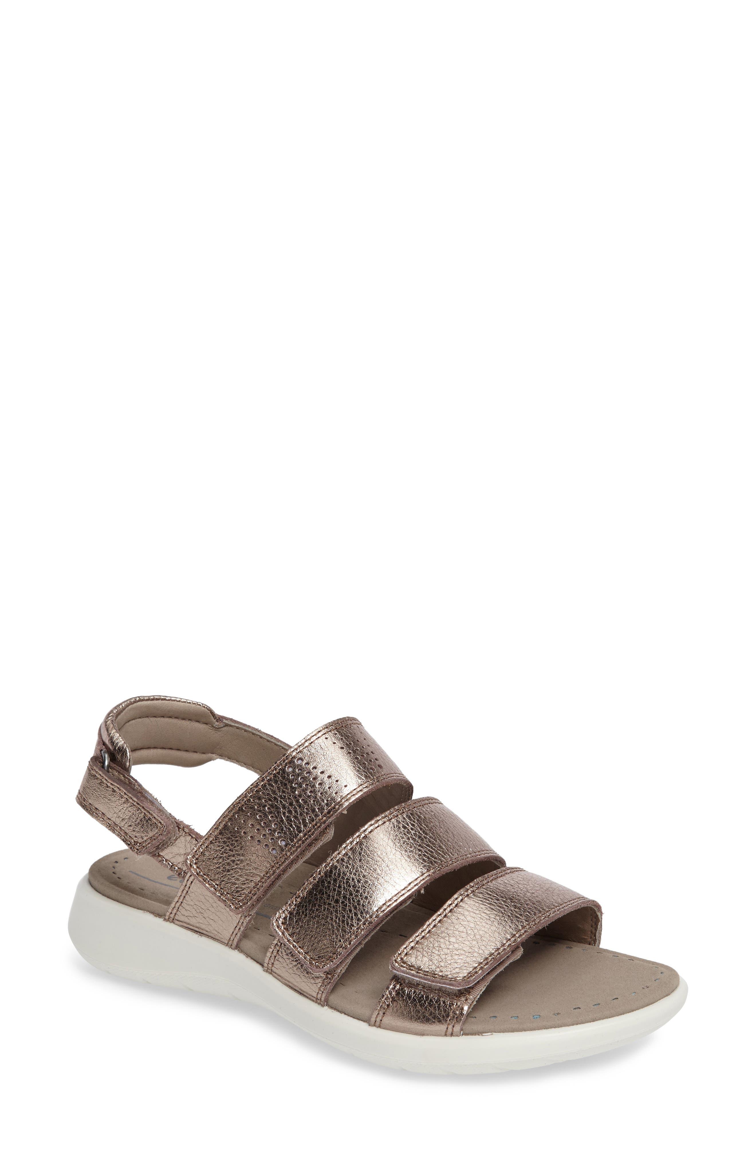Alternate Image 1 Selected - ECCO Soft 5 Sandal (Women)
