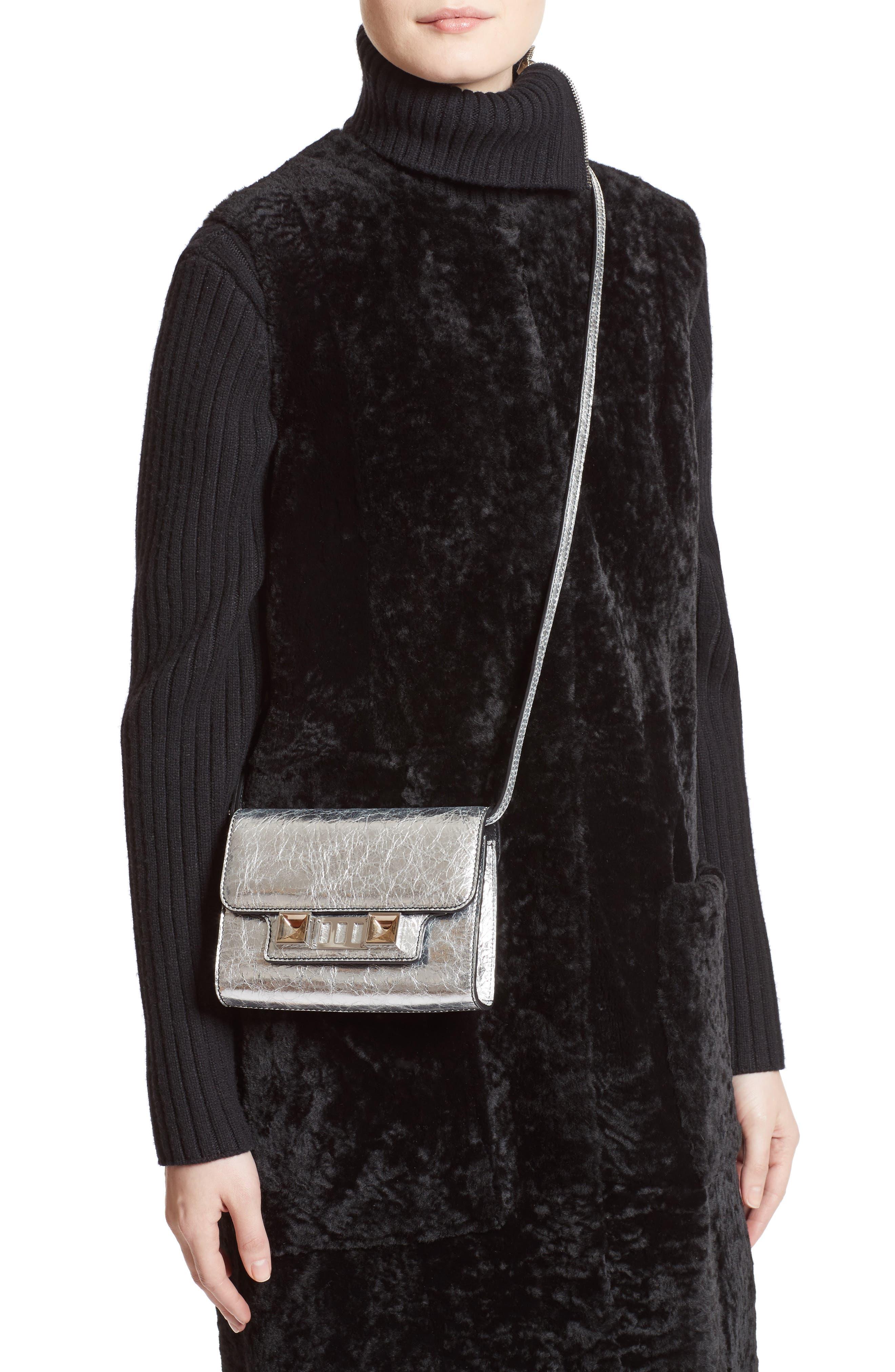 Alternate Image 2  - Proenza Schouler PS11 Leather Crossbody Wallet