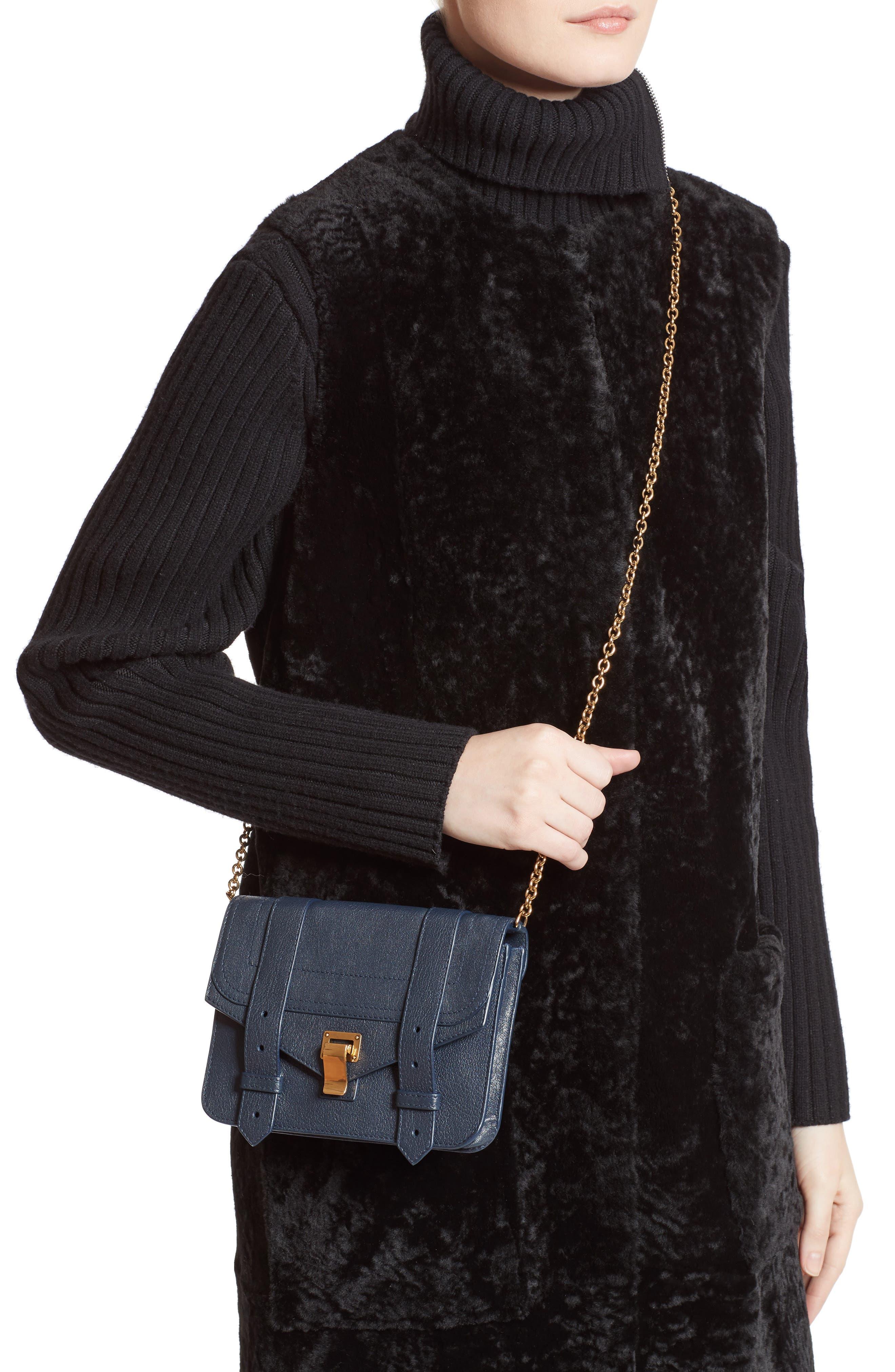 Alternate Image 2  - Proenza Schouler PS1 Lambskin Leather Chain Wallet