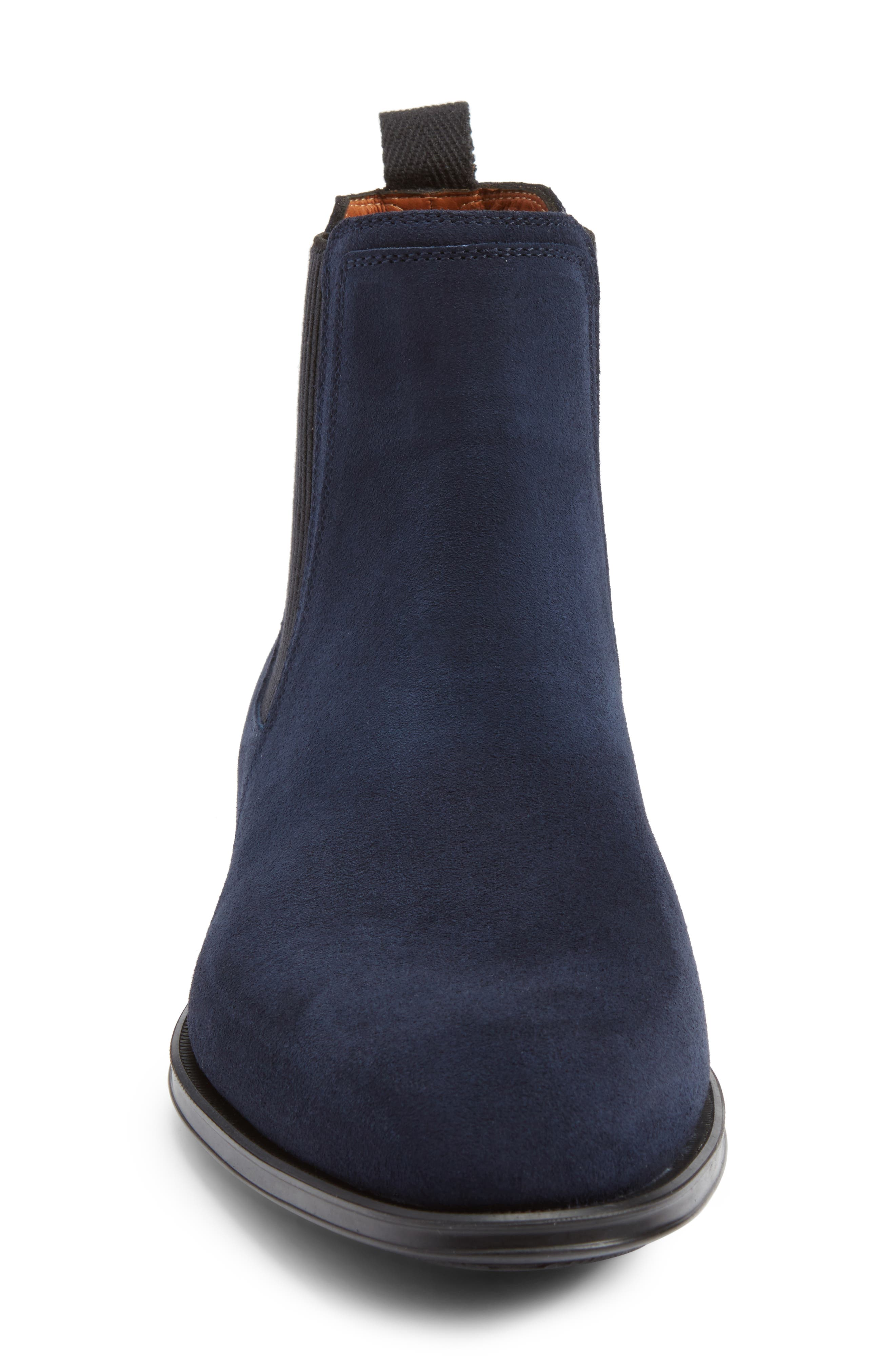 Alternate Image 4  - Aquatalia Damon Chelsea Boot (Men)