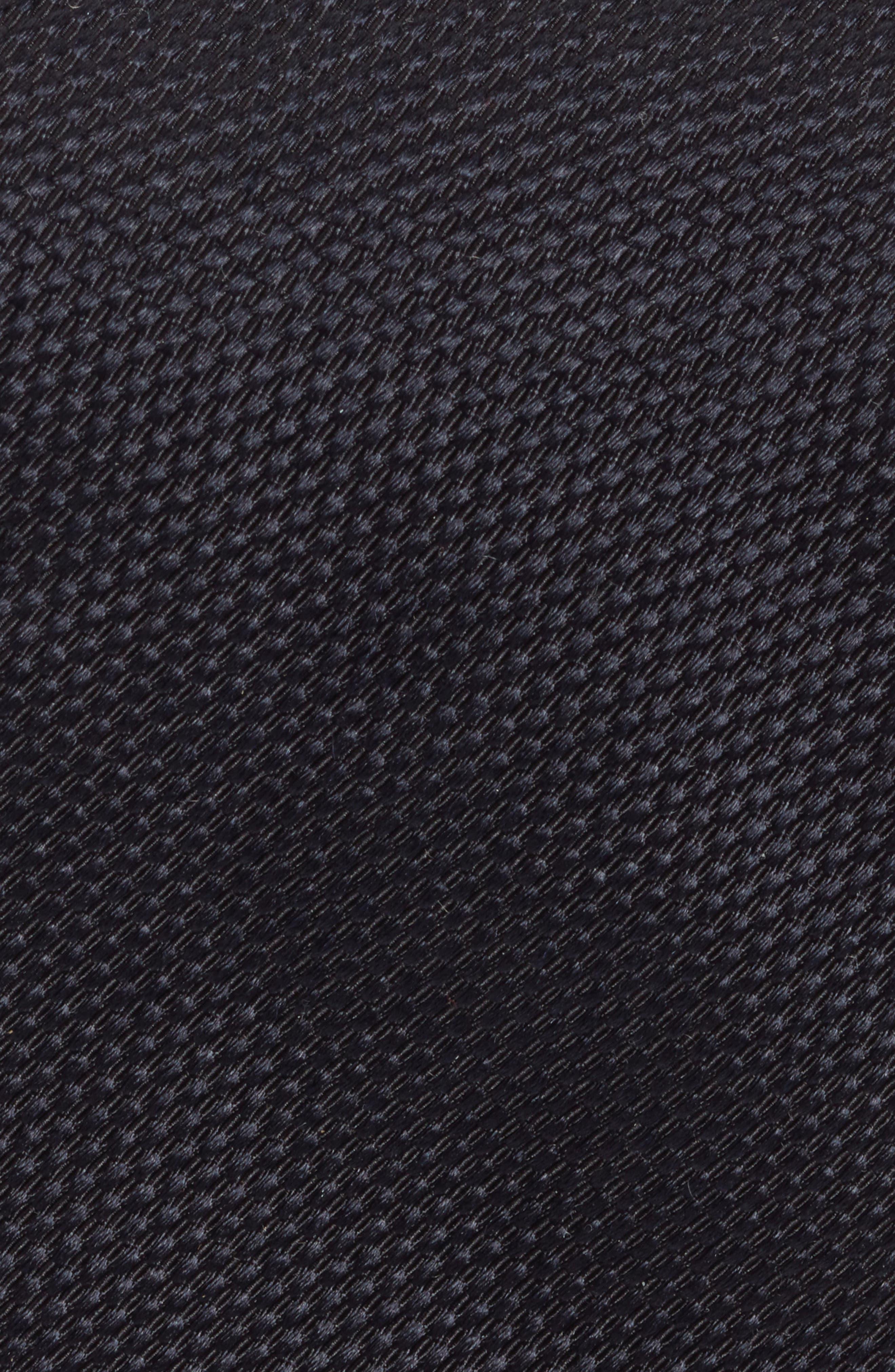 Alternate Image 2  - BOSS Solid Silk Tie