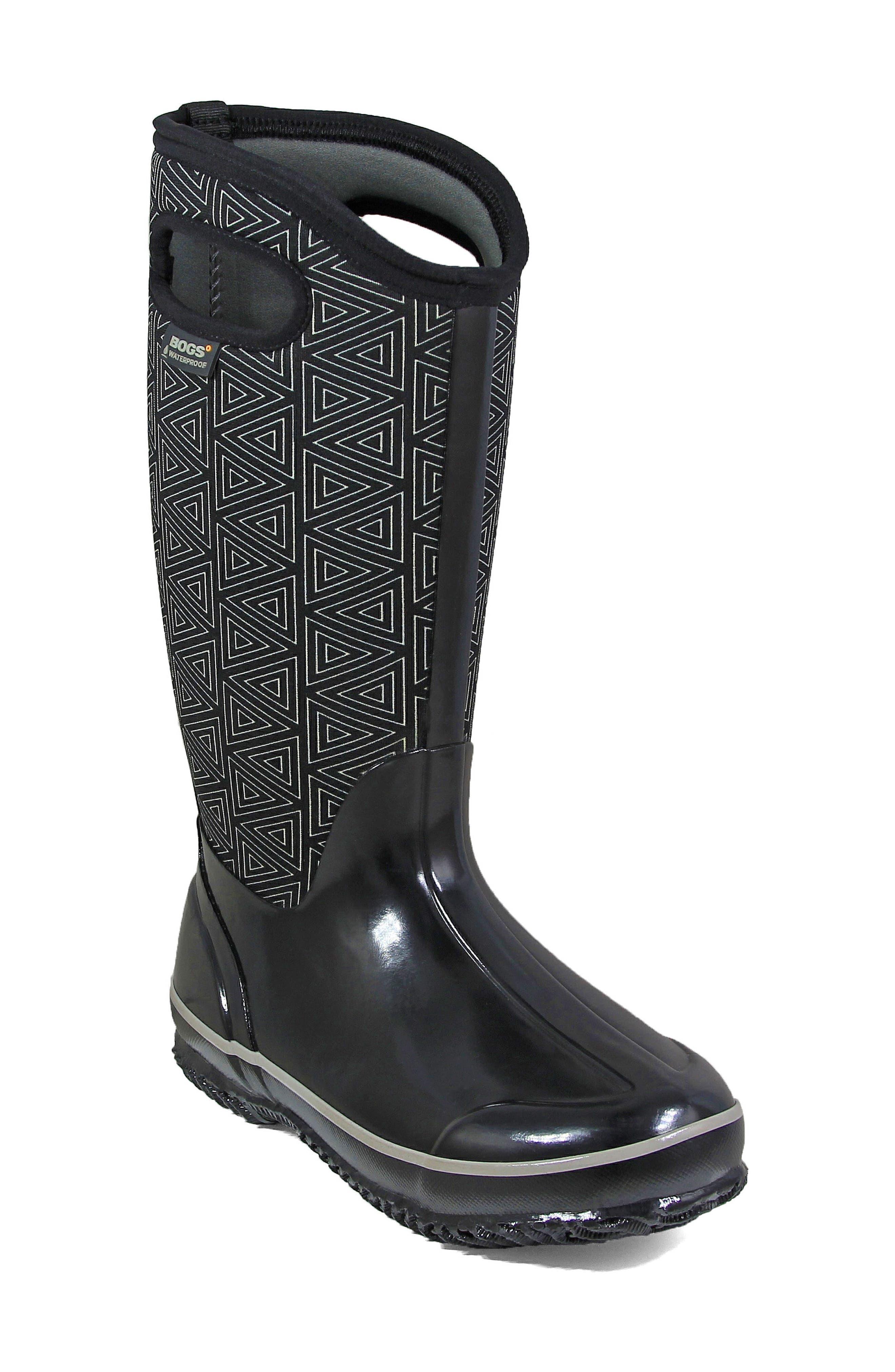 Bogs Classic Triangles Waterproof Subzero Insulated Boot (Women)