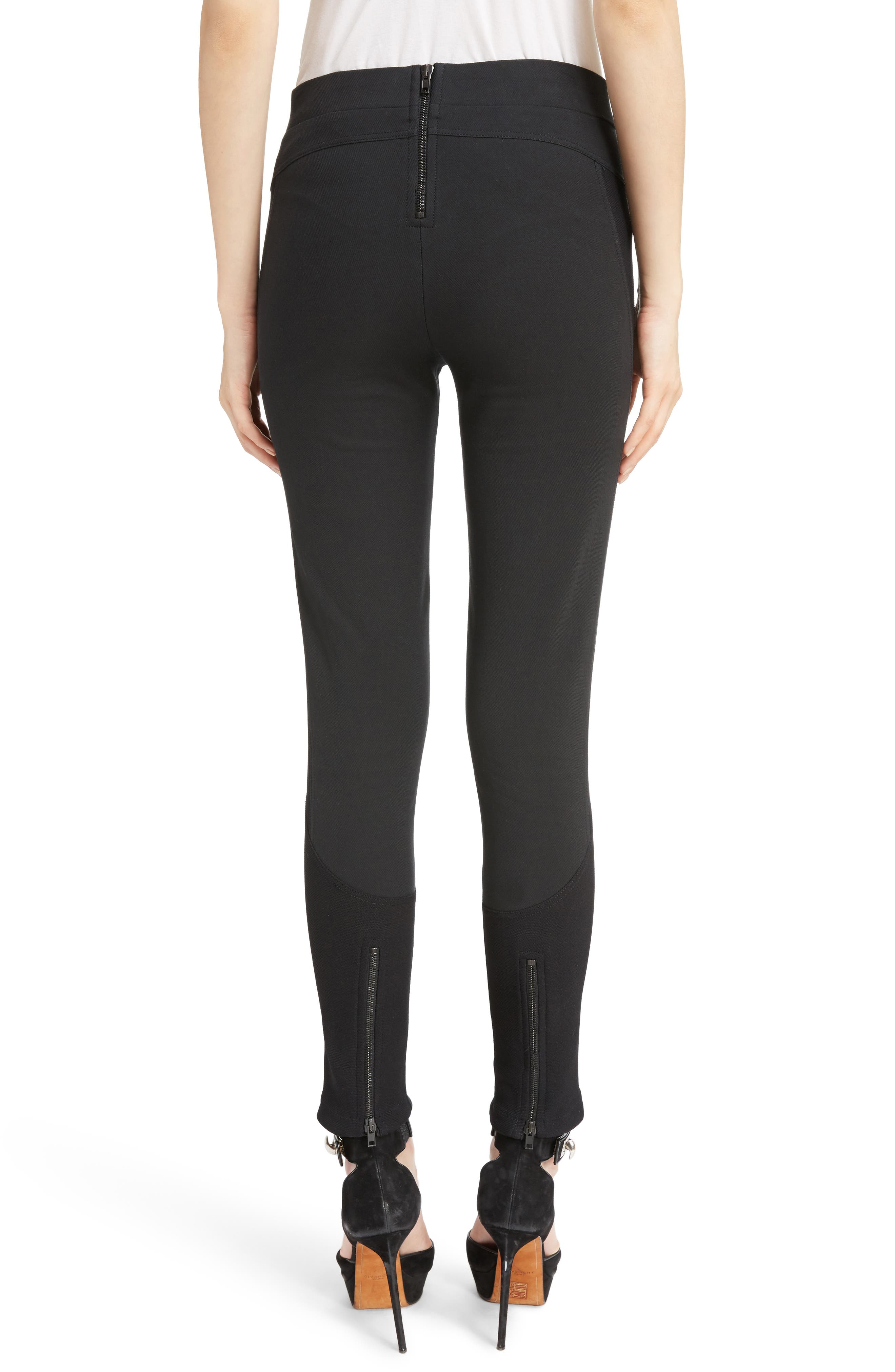 Alternate Image 2  - Givenchy Skinny Ankle Pants
