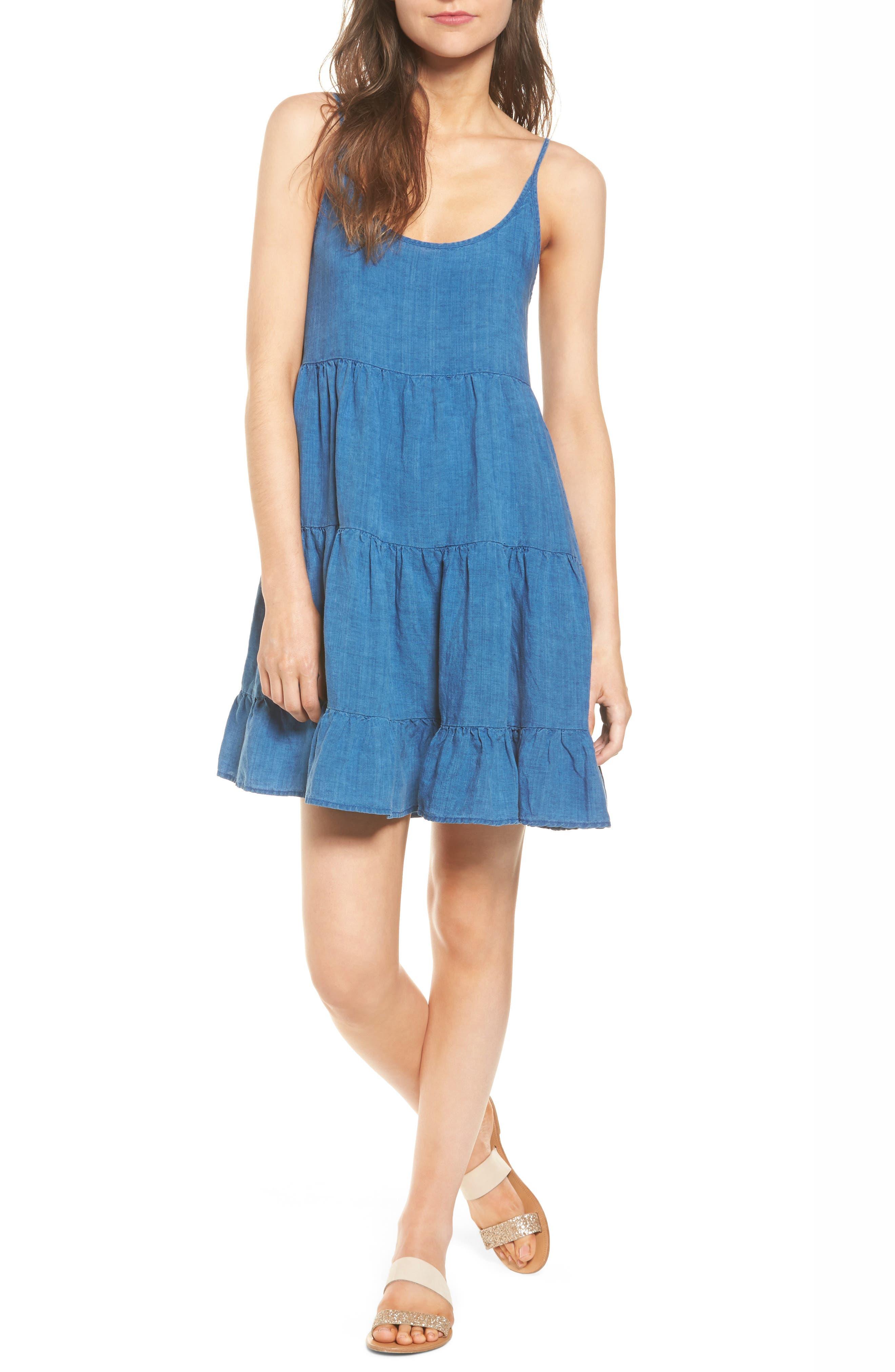 Rails Amber Chambray Dress