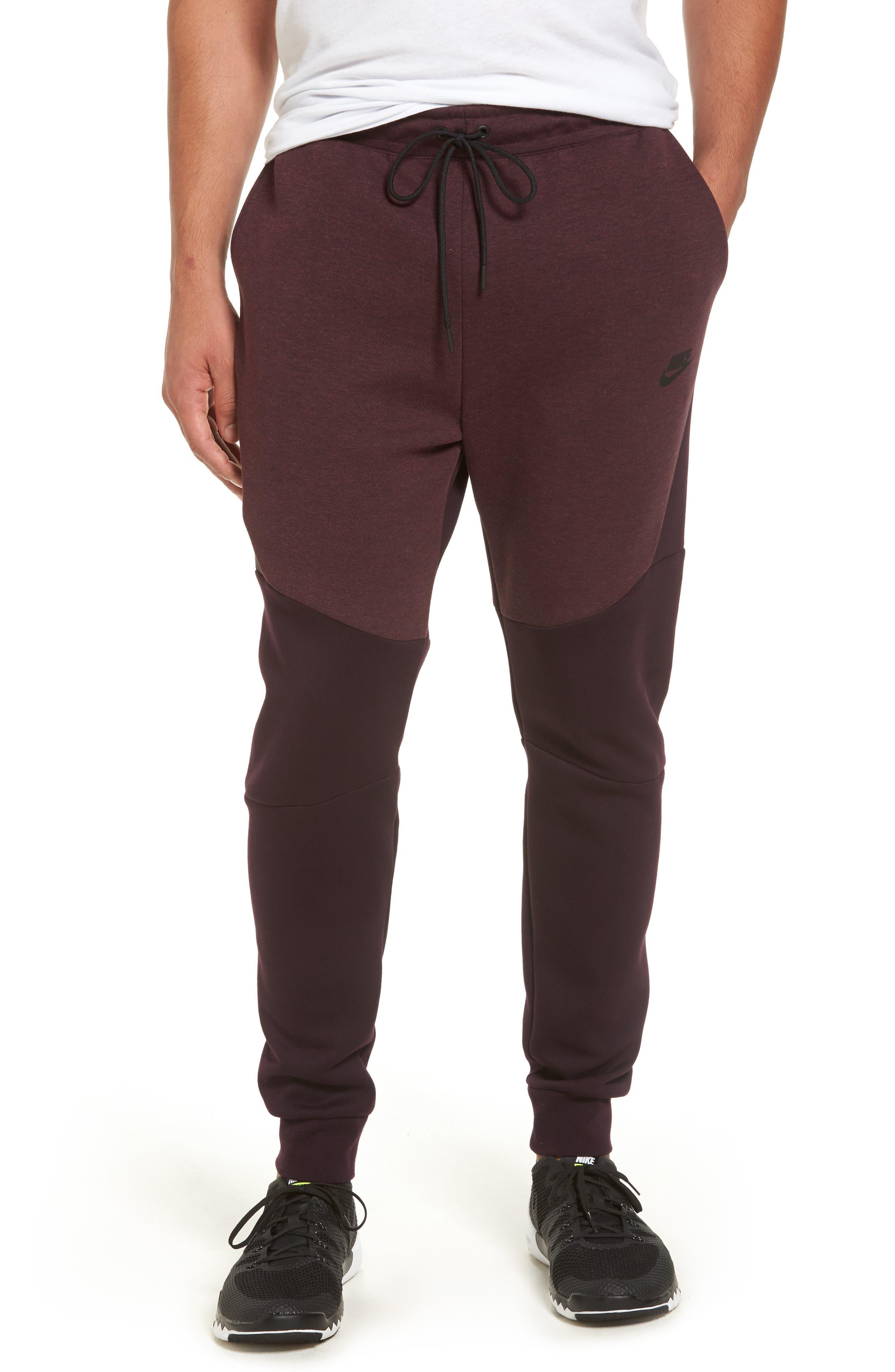 Alternate Image 1 Selected - Nike Tech Fleece Jogger Pants