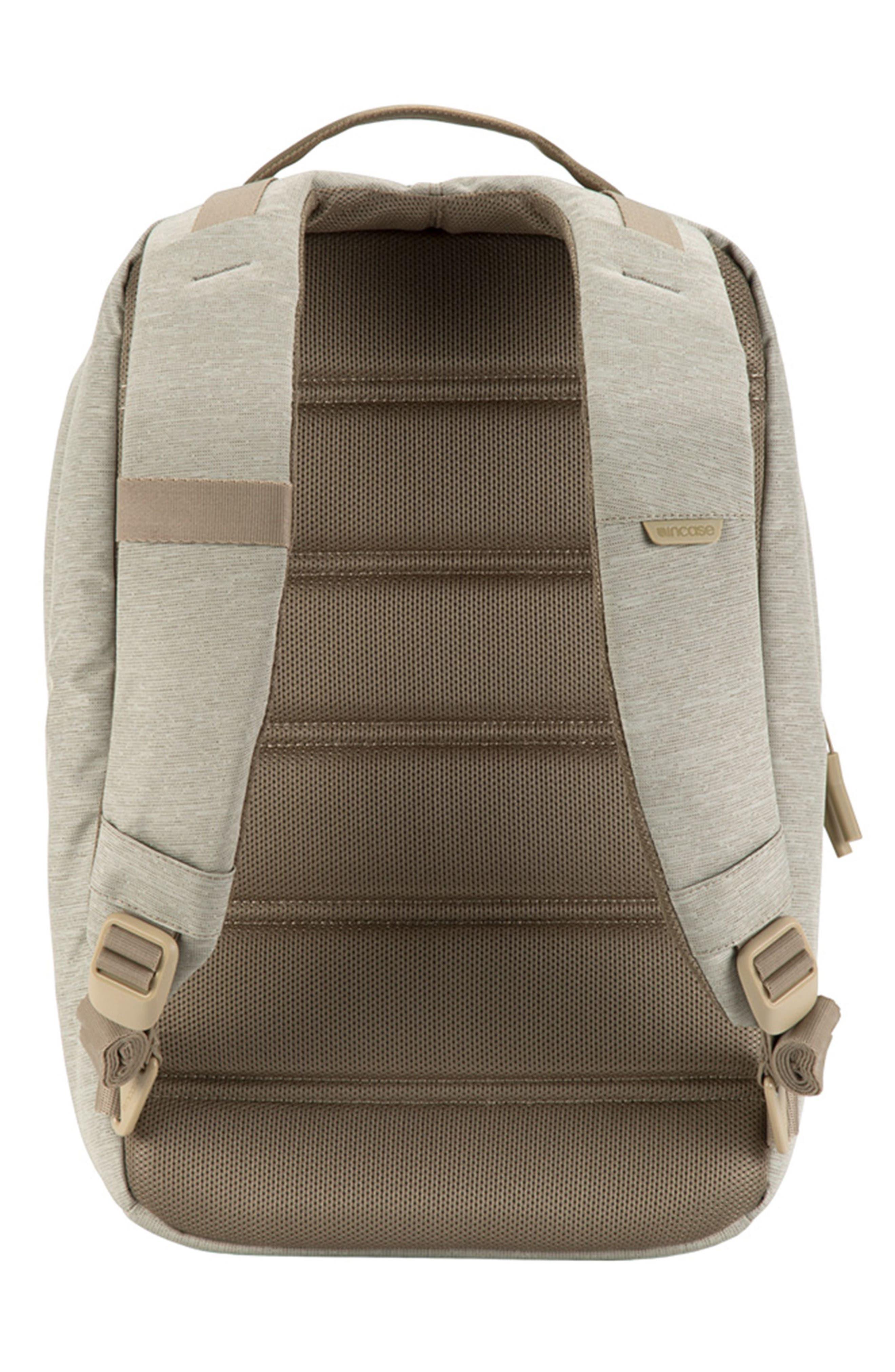 City Compact Backpack,                             Alternate thumbnail 2, color,                             Heather Khaki