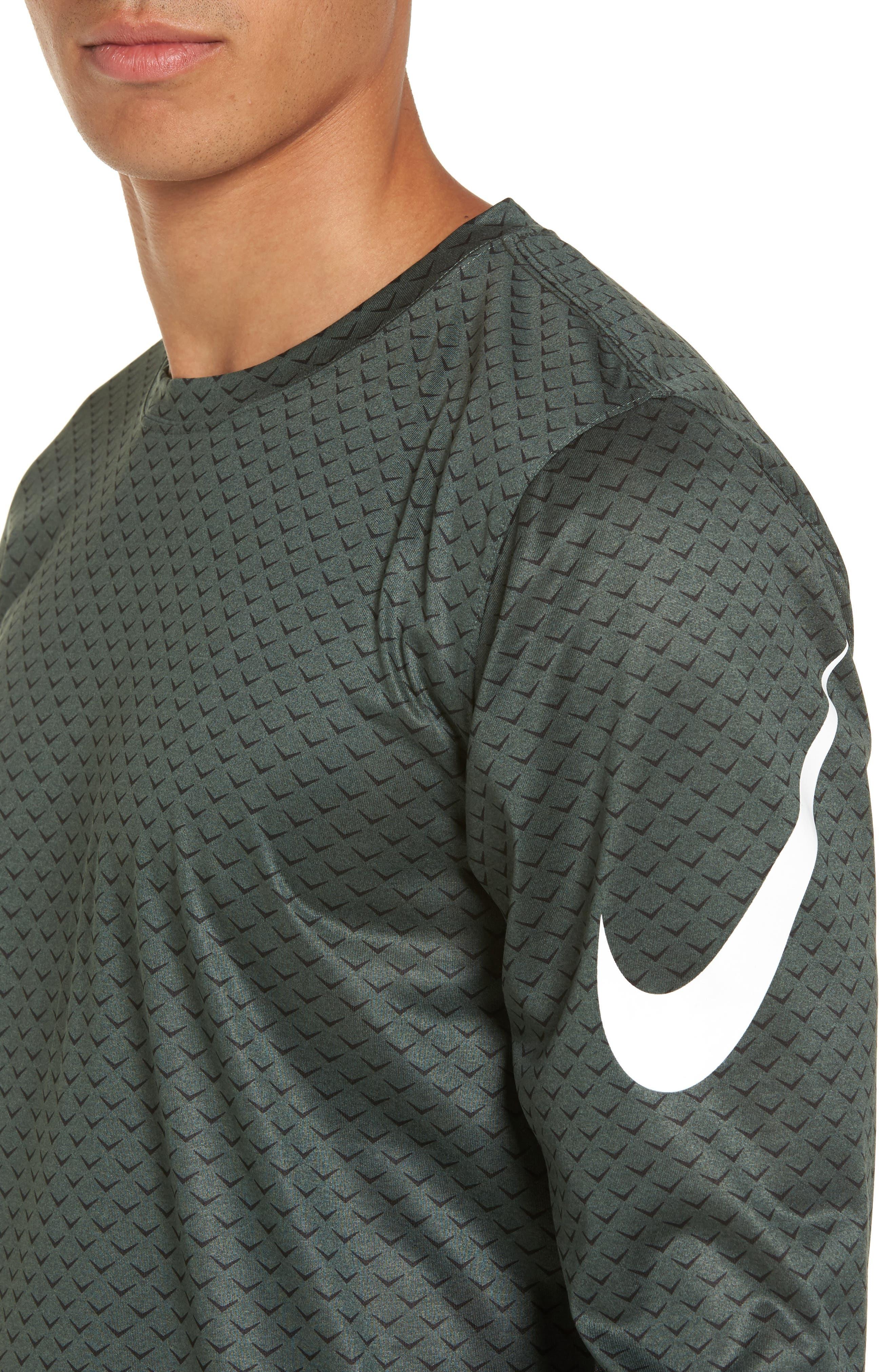 Alternate Image 4  - Nike Dry Legend Training T-Shirt