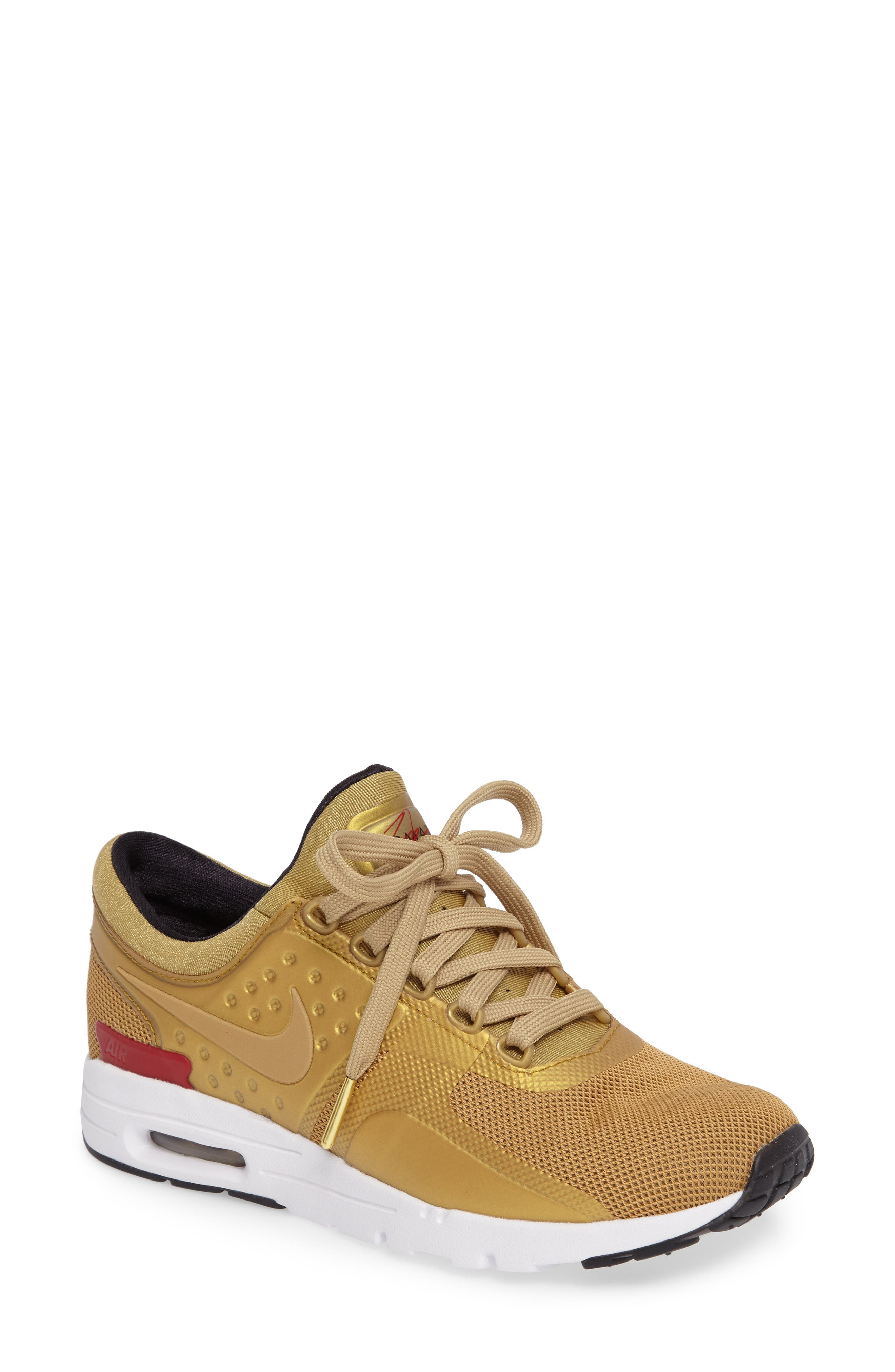 e68f709cdb ... coupon air max zero qs sneaker main color metallic gold abac7 1b347 ...