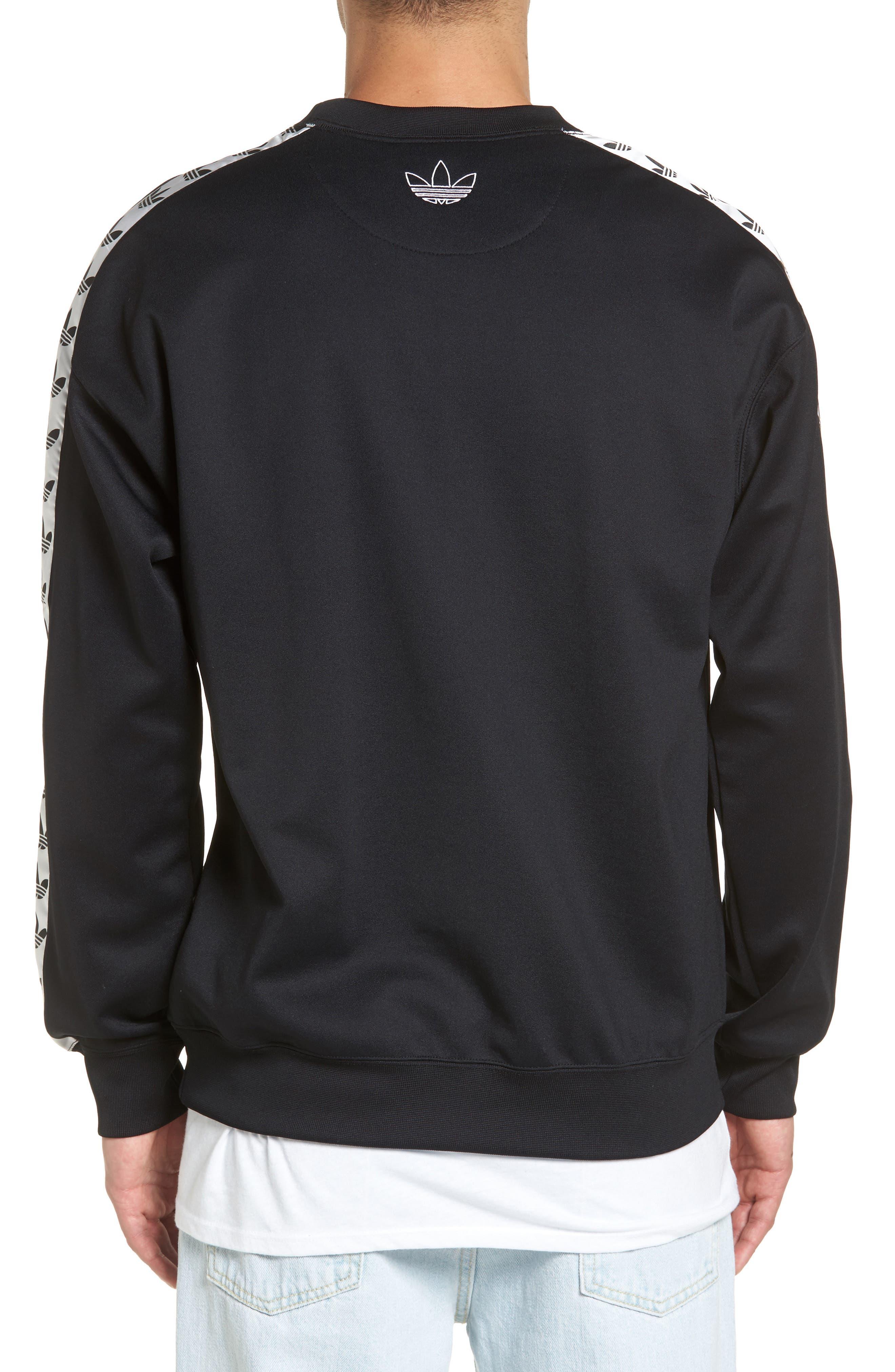 Alternate Image 2  - adidas Originals TNT Trefoil Sweatshirt