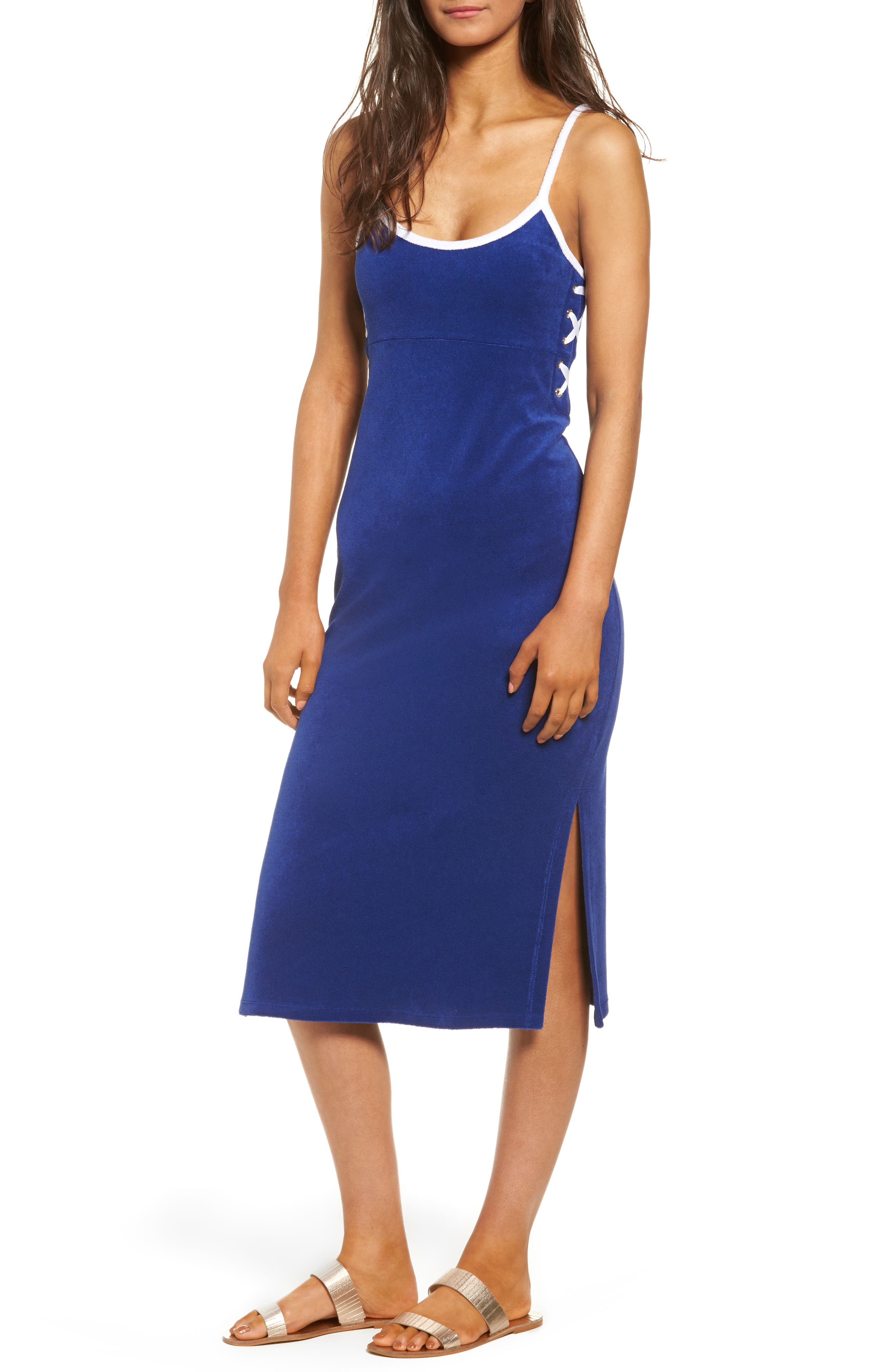 Juicy Couture Venice Beach Microterry Slipdress