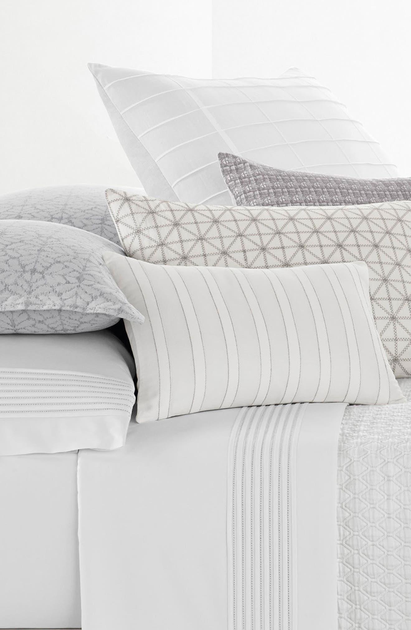 Alternate Image 5  - Vera Wang Mirrored Breakfast Accent Pillow