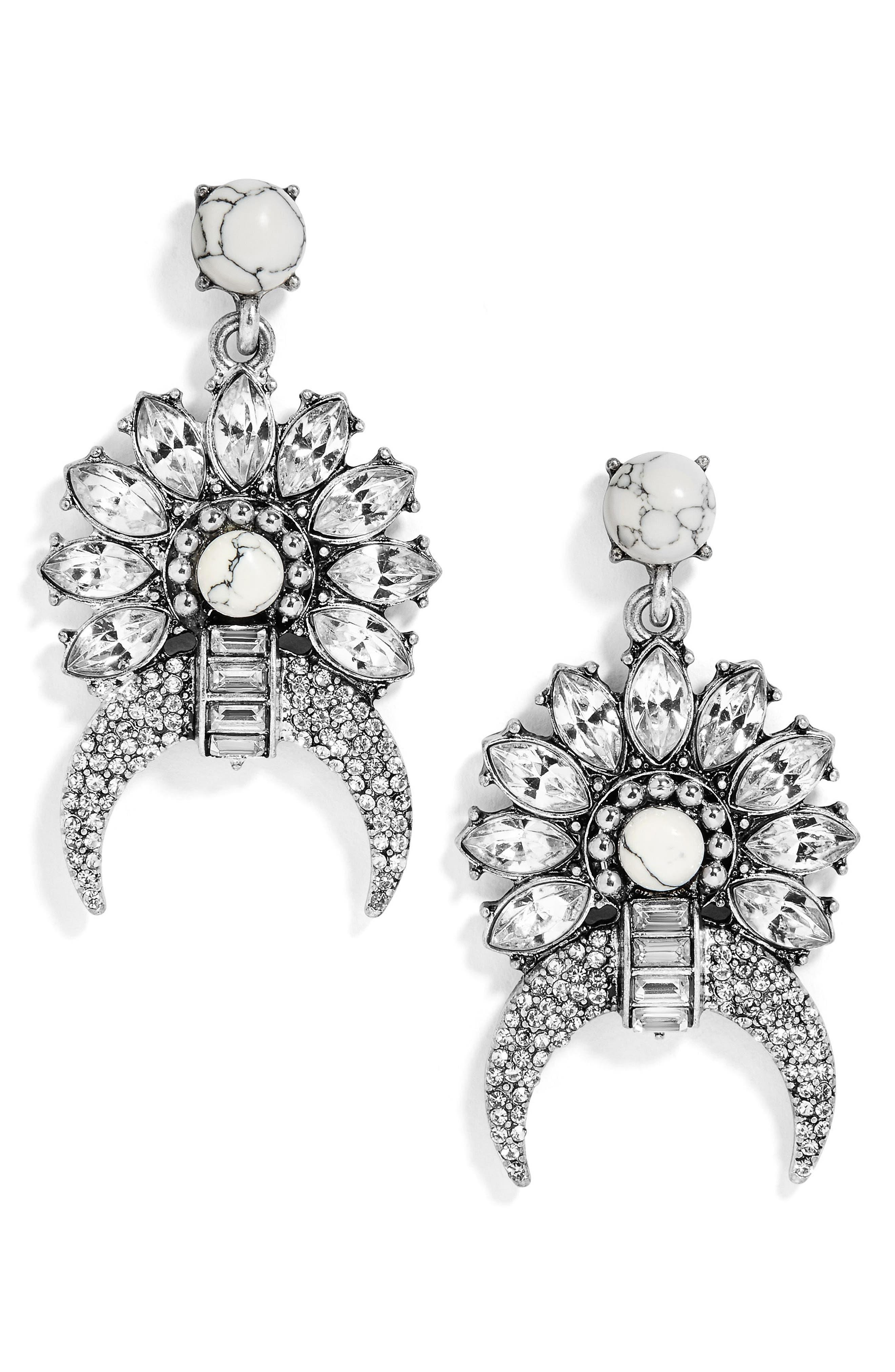 Alternate Image 1 Selected - Baublebar Isadora Drop Earrings