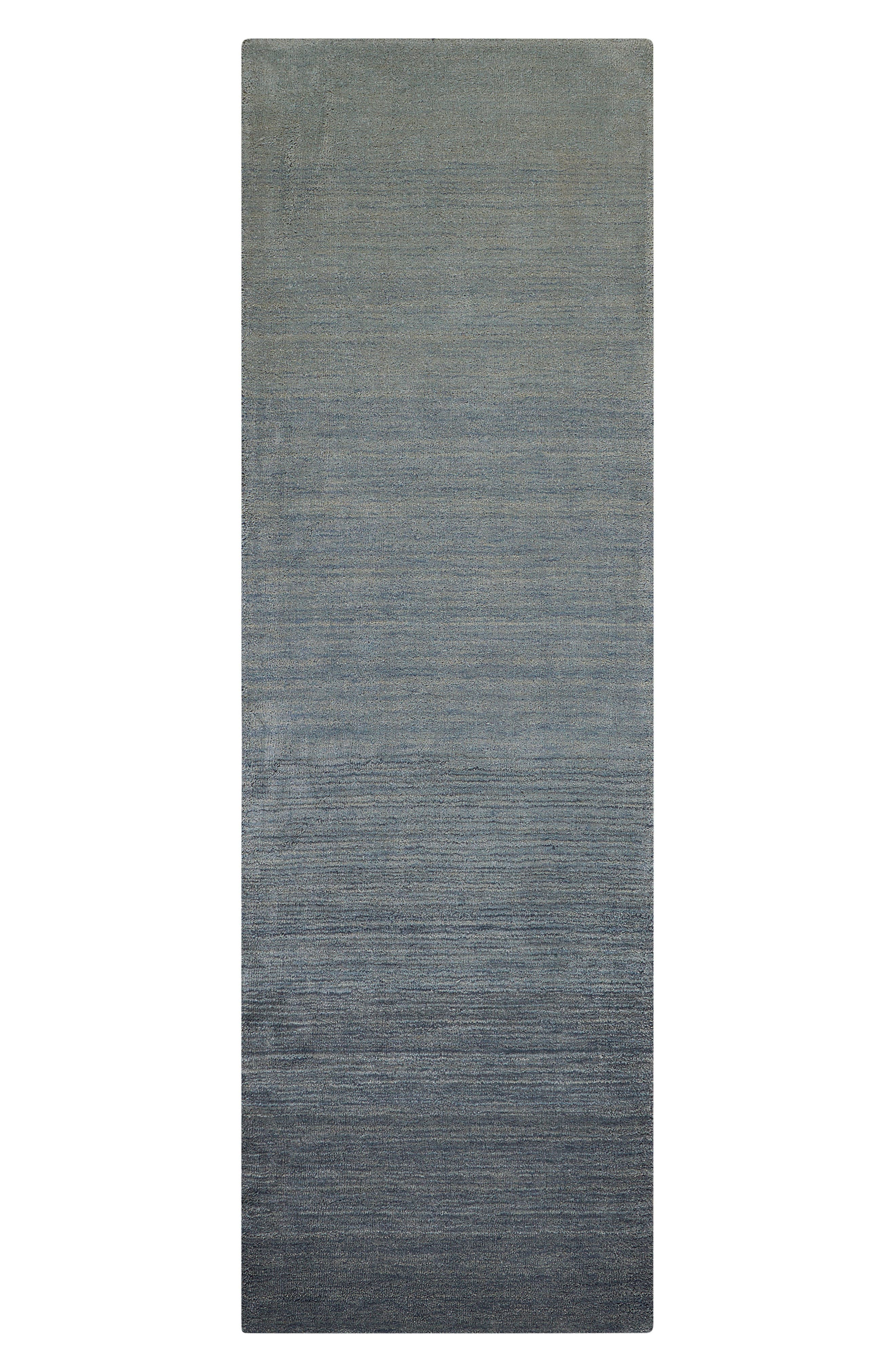 Haze Smoke Wool Area Rug,                             Alternate thumbnail 2, color,                             Brook