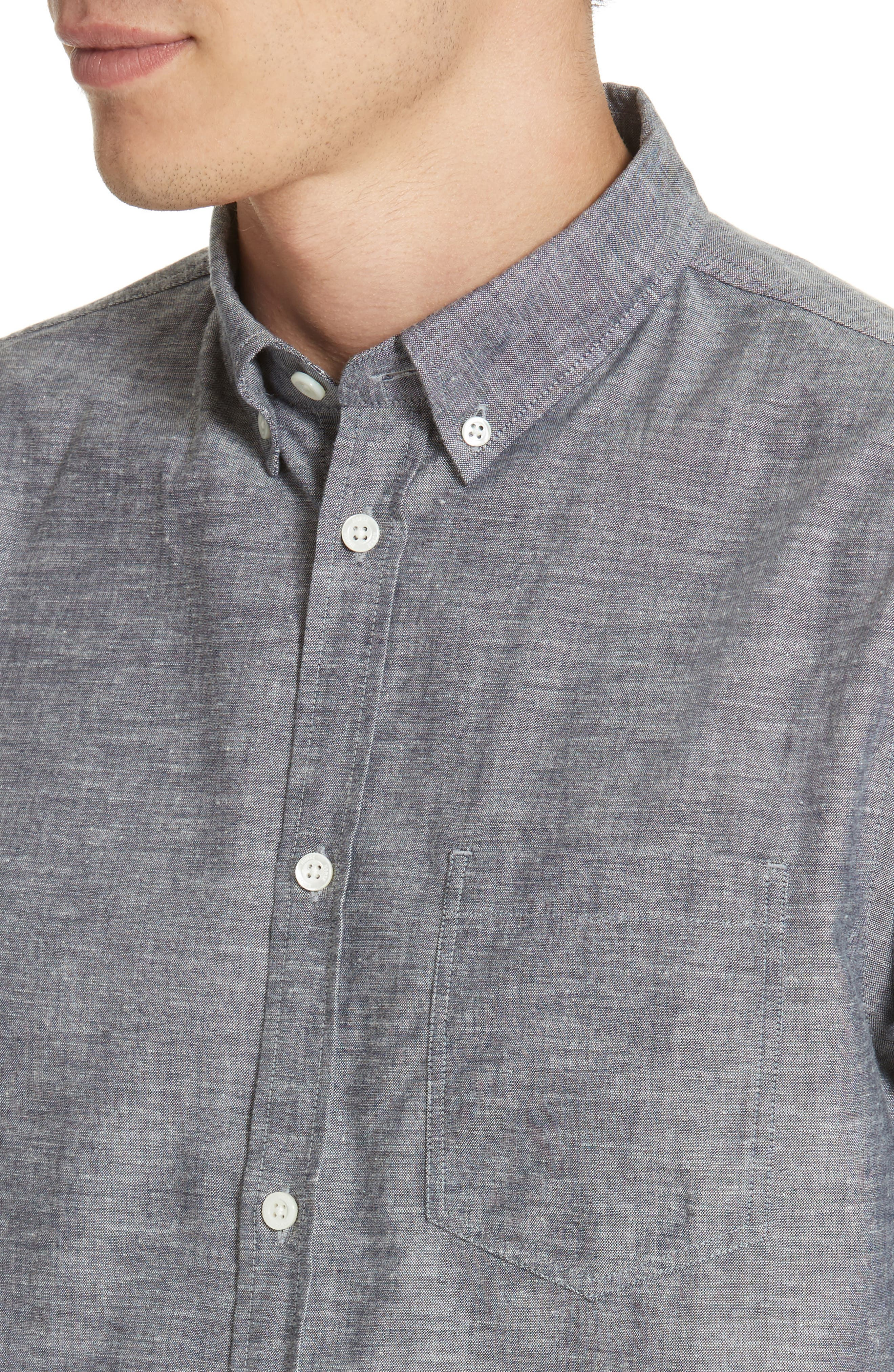 Alternate Image 4  - Norse Projects Woven Shirt