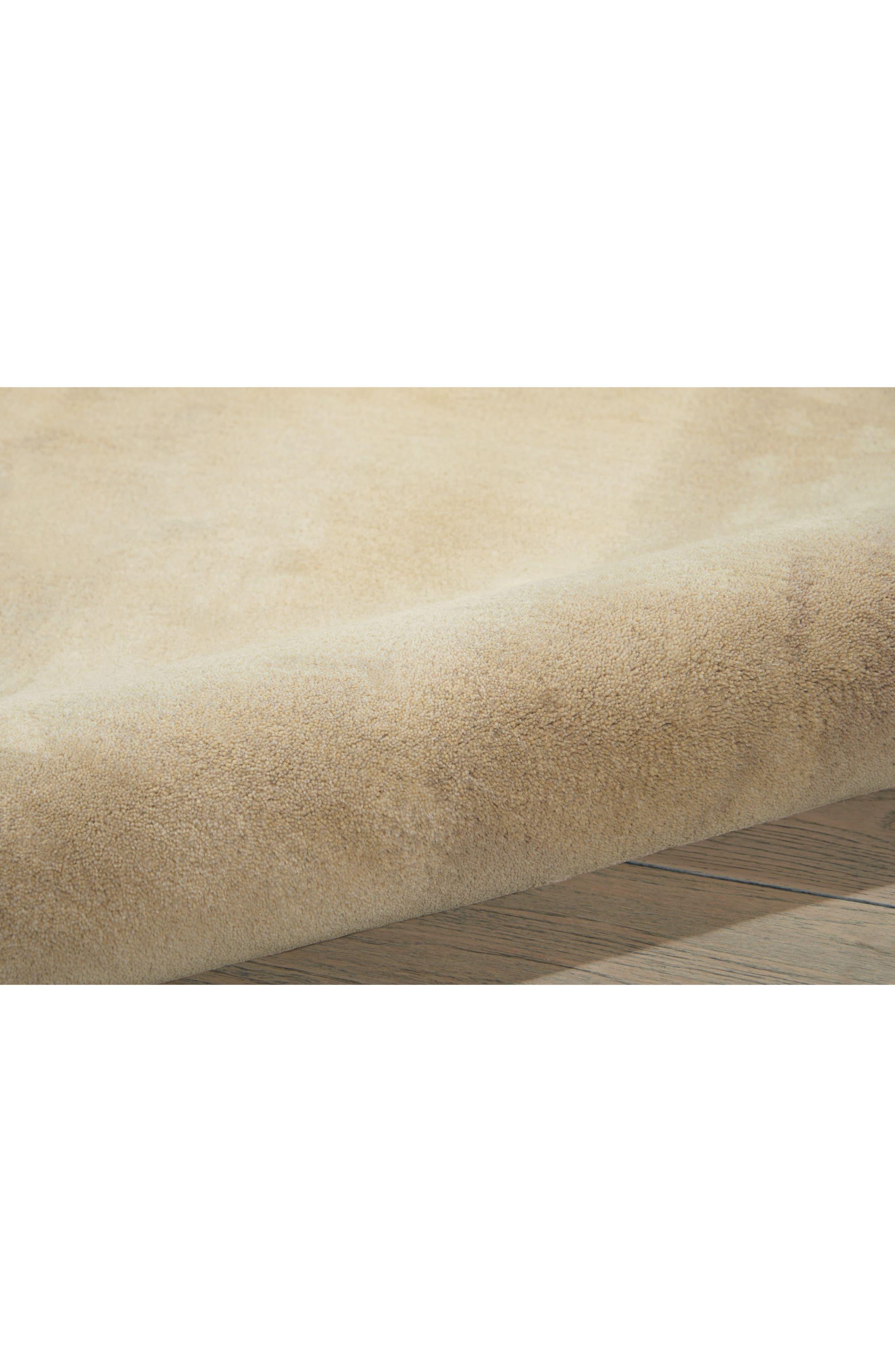 Alternate Image 5  - Calvin Klein Luster Wash Wool Area Rug
