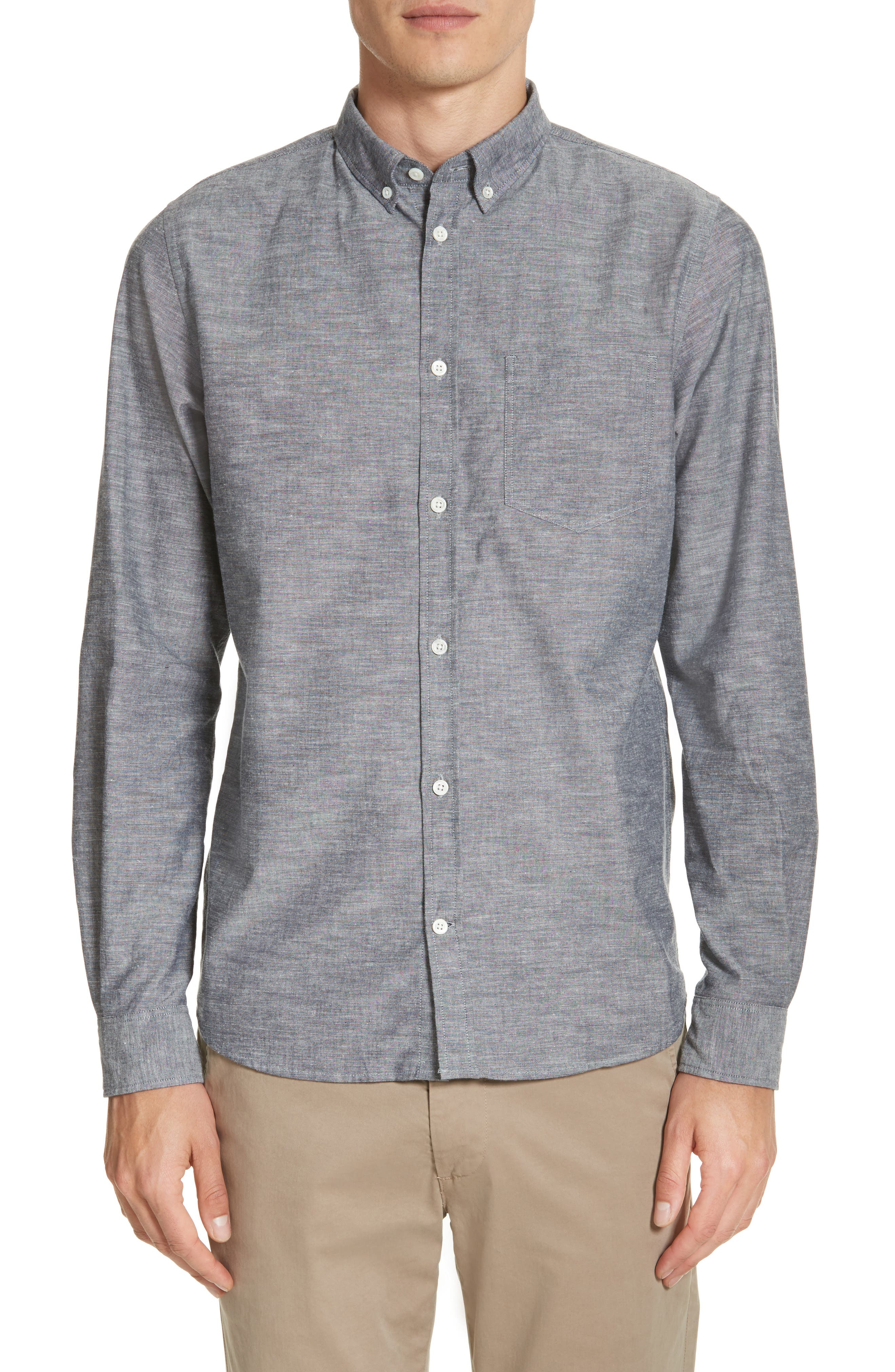 Main Image - Norse Projects Woven Shirt