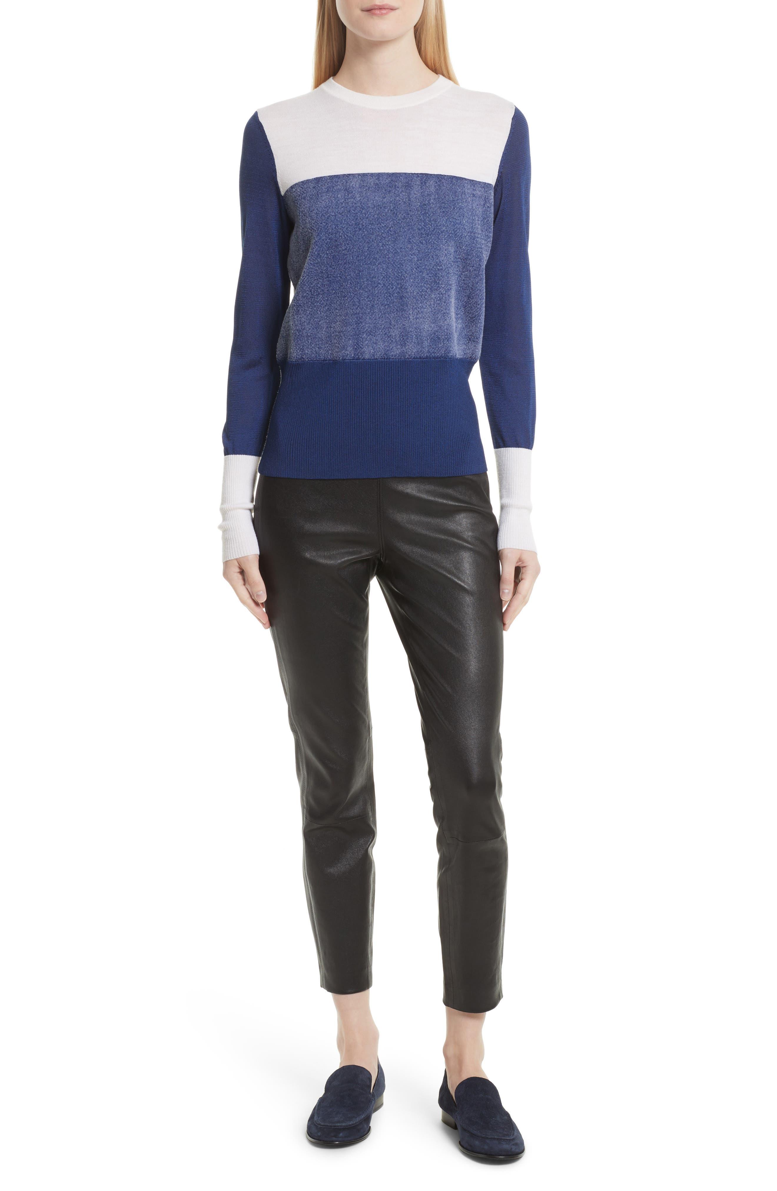 Alternate Image 2  - rag & bone Marissa Colorblock Sweater