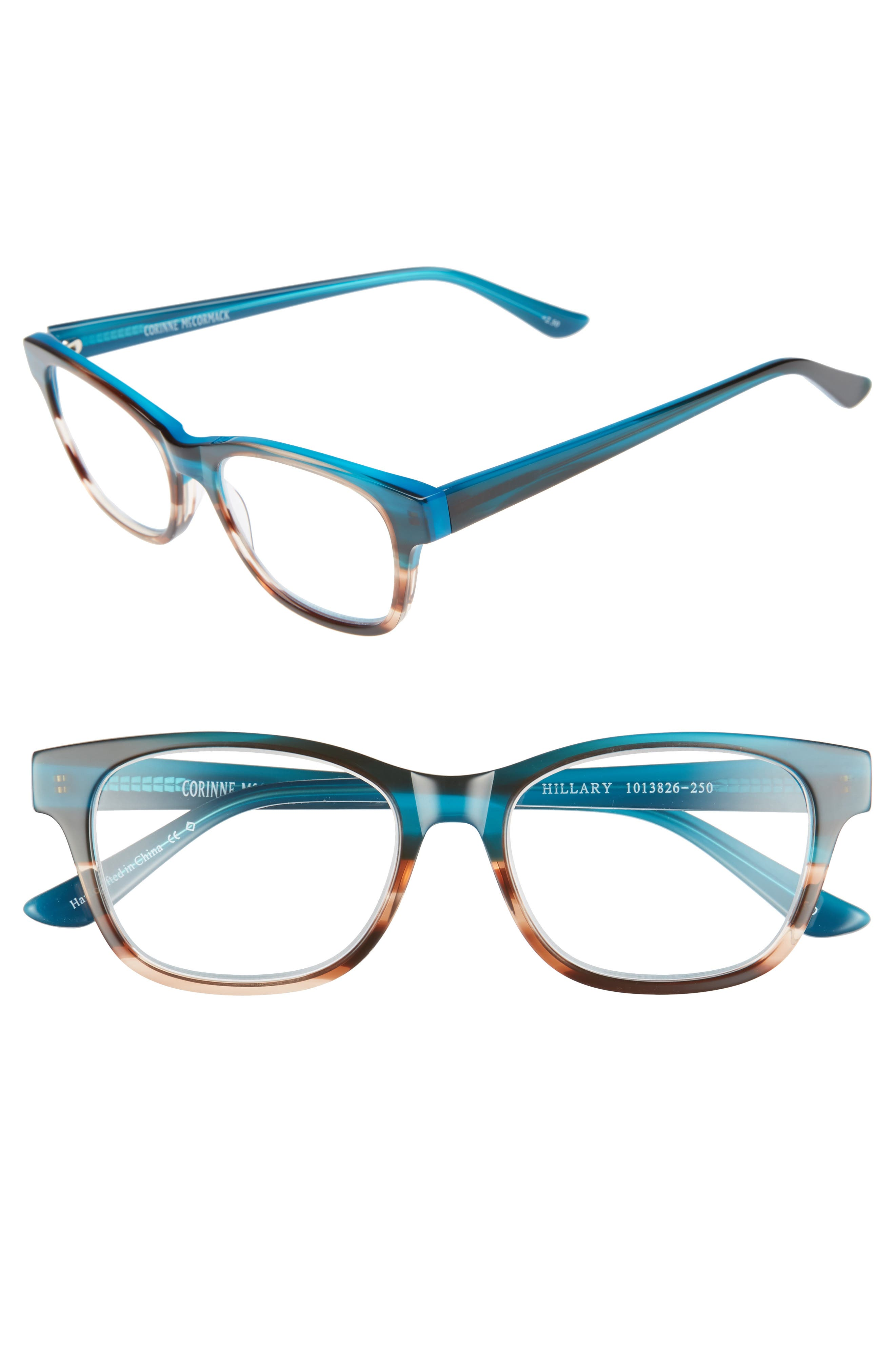 Main Image - Corinne McCormack Hillary 50mm Reading Glasses