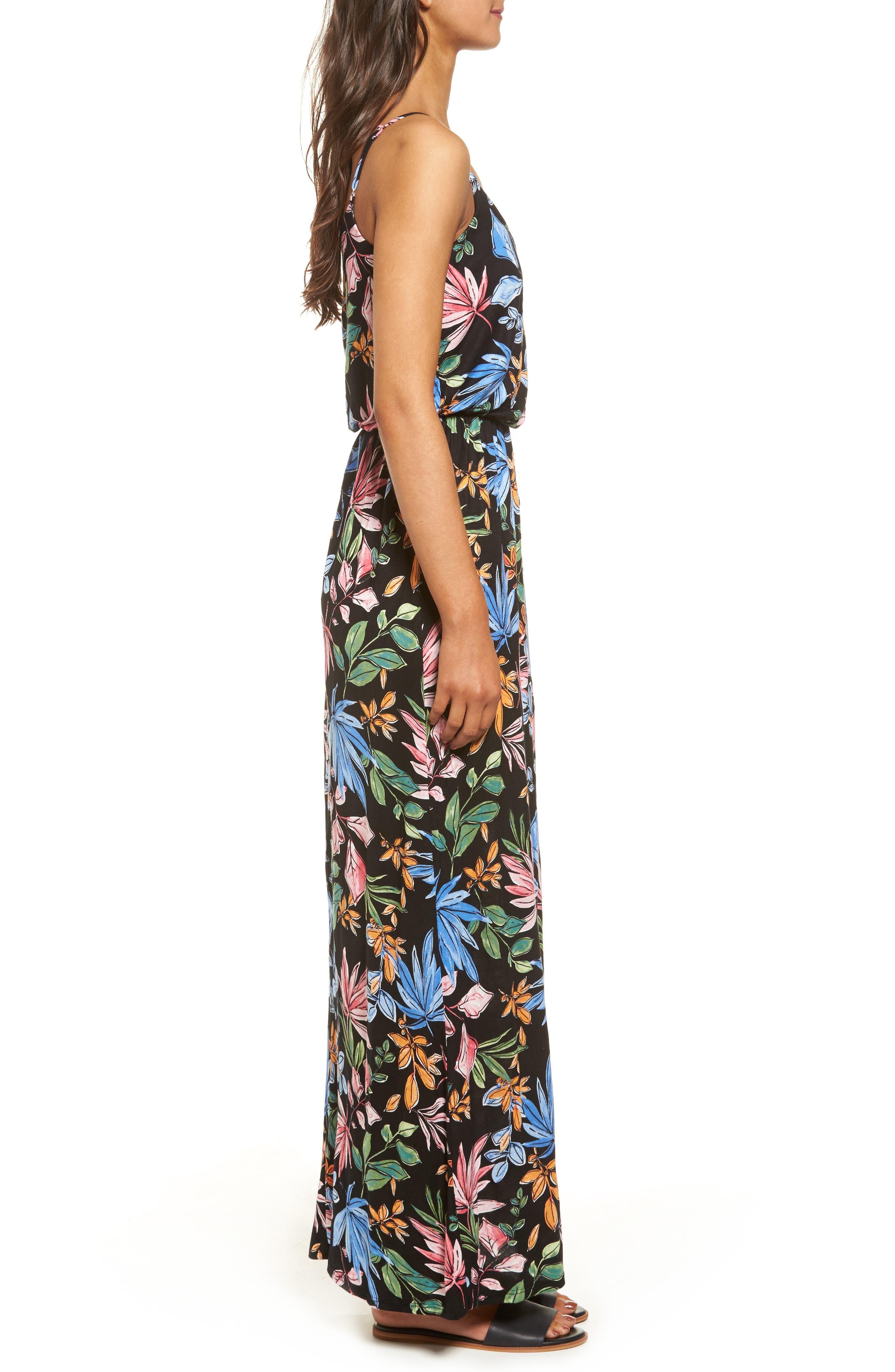 Alternate Image 3  - Lush Knit Maxi Dress