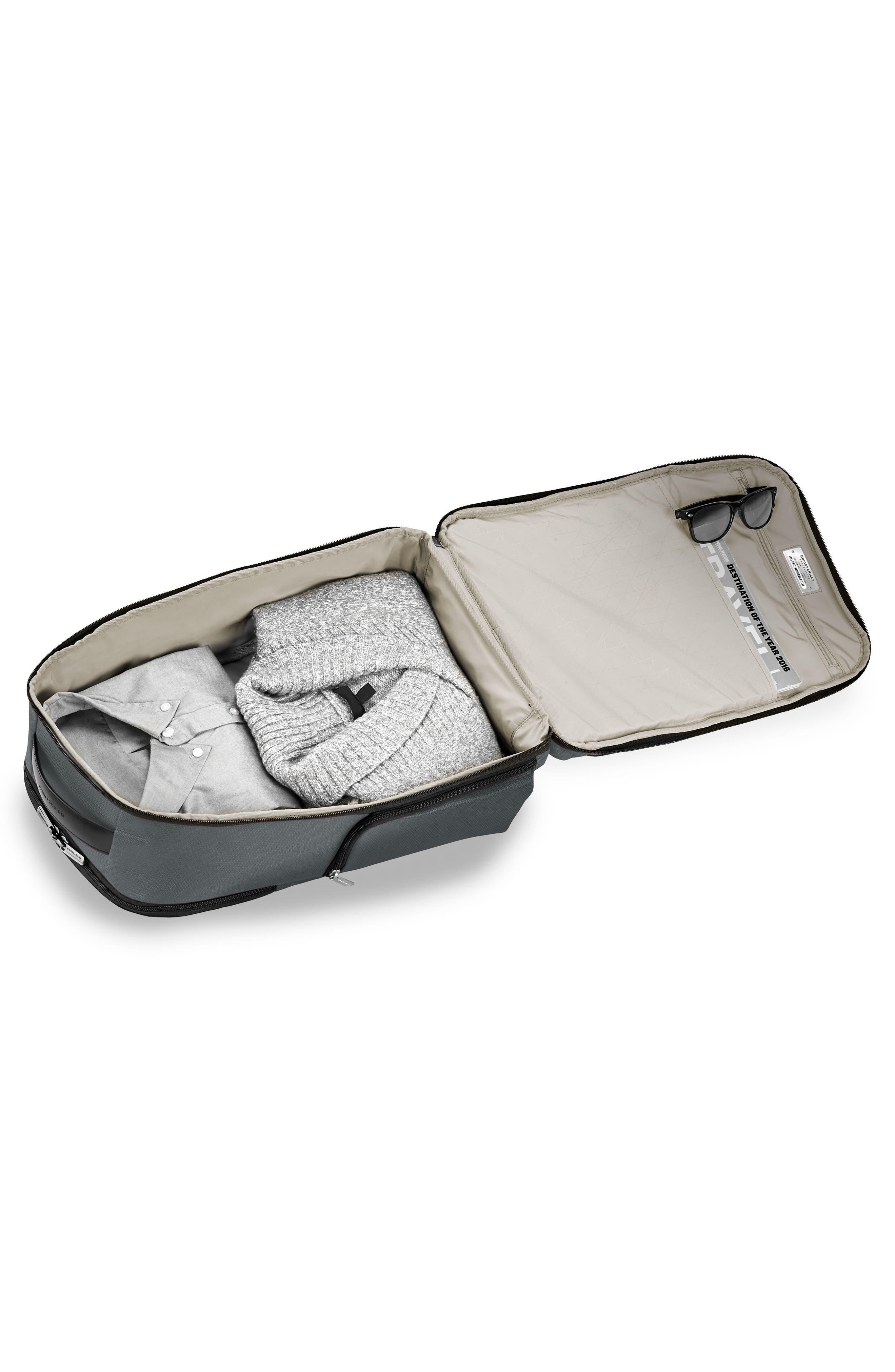 Alternate Image 6  - Briggs & Riley Transcend 400 Cargo Backpack