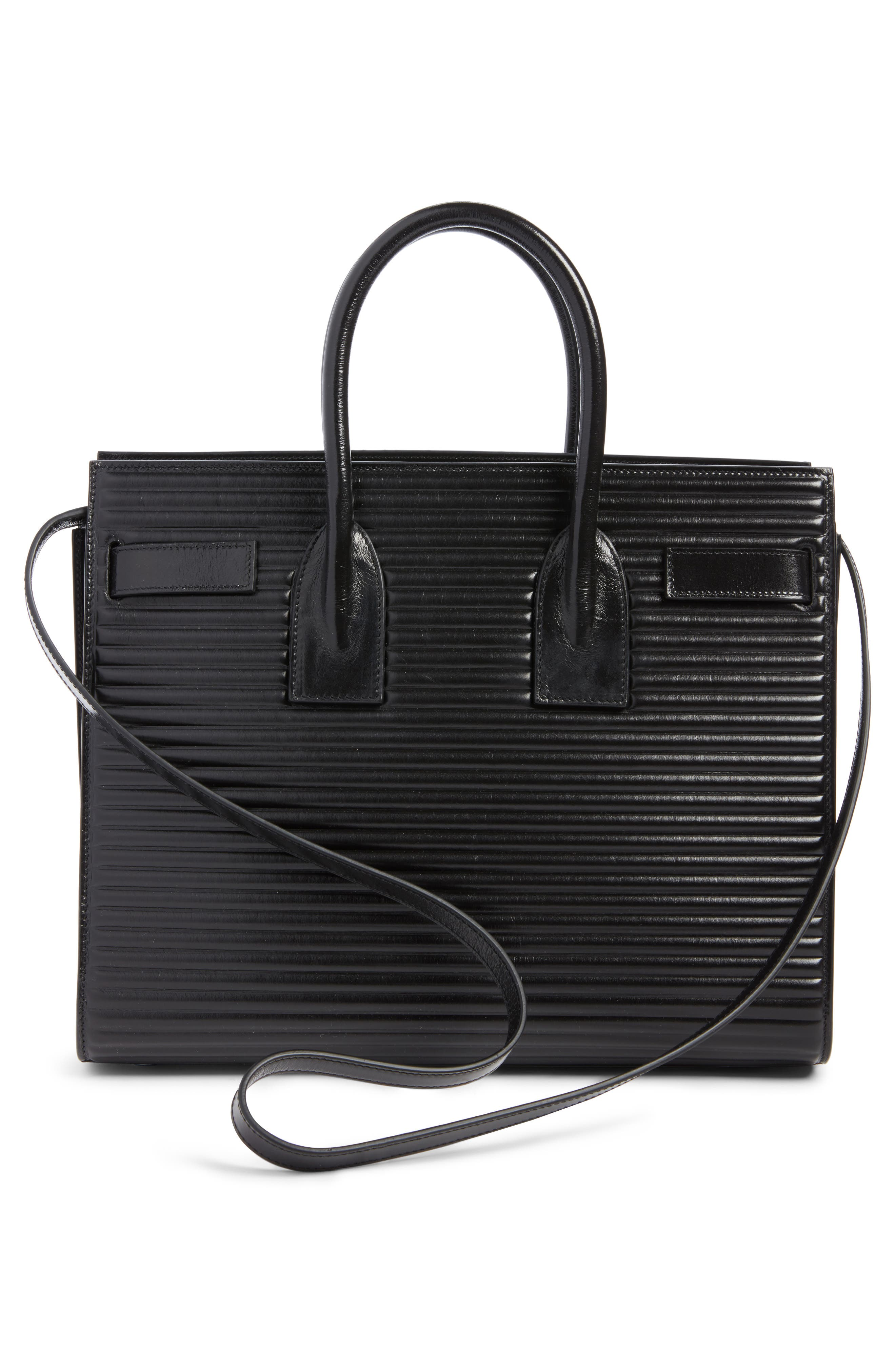 Alternate Image 2  - Saint Laurent Small Sac du Jour Matelassé Leather Tote