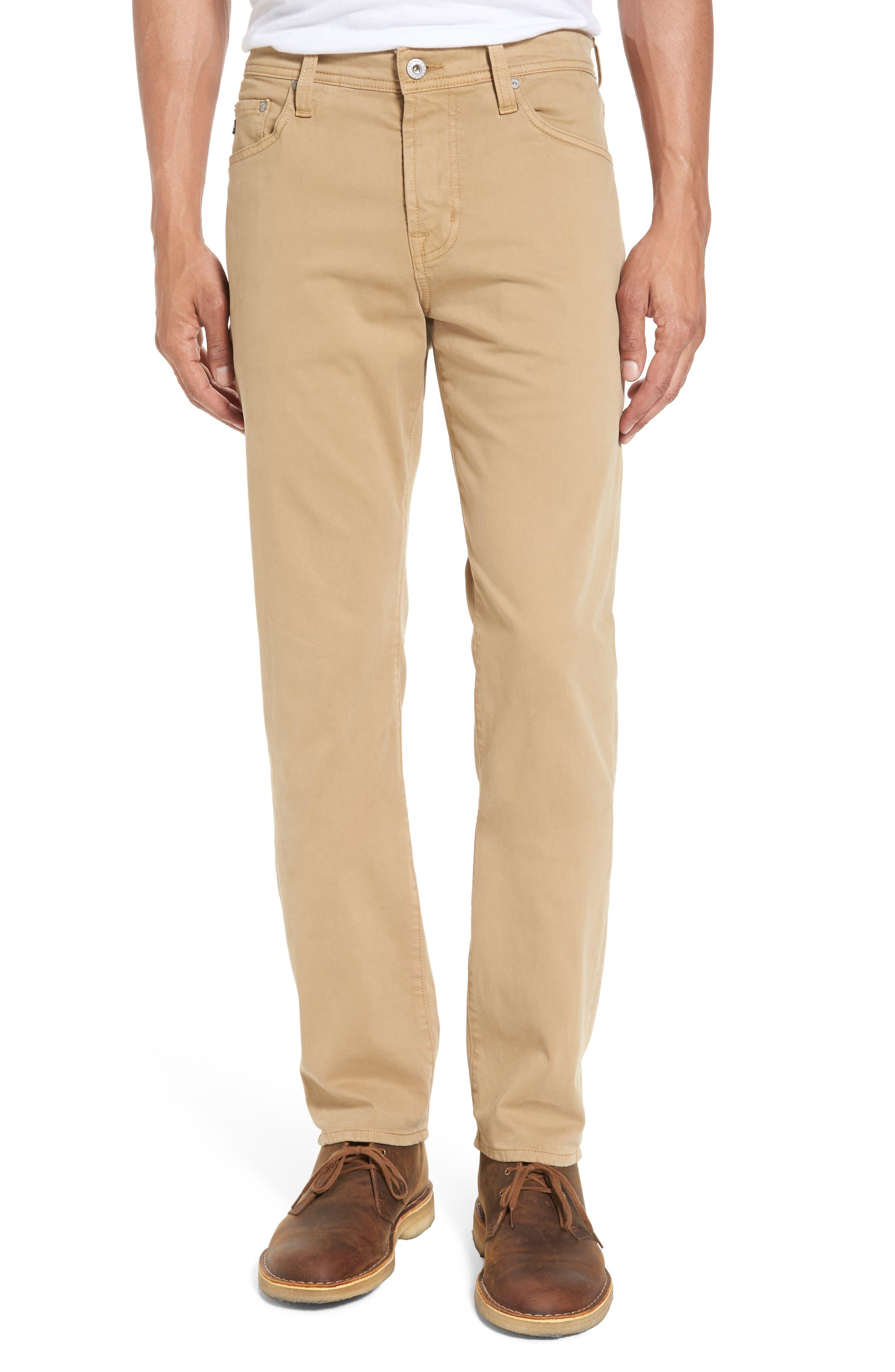 Main Image - AG Everett SUD Slim Straight Fit Pants