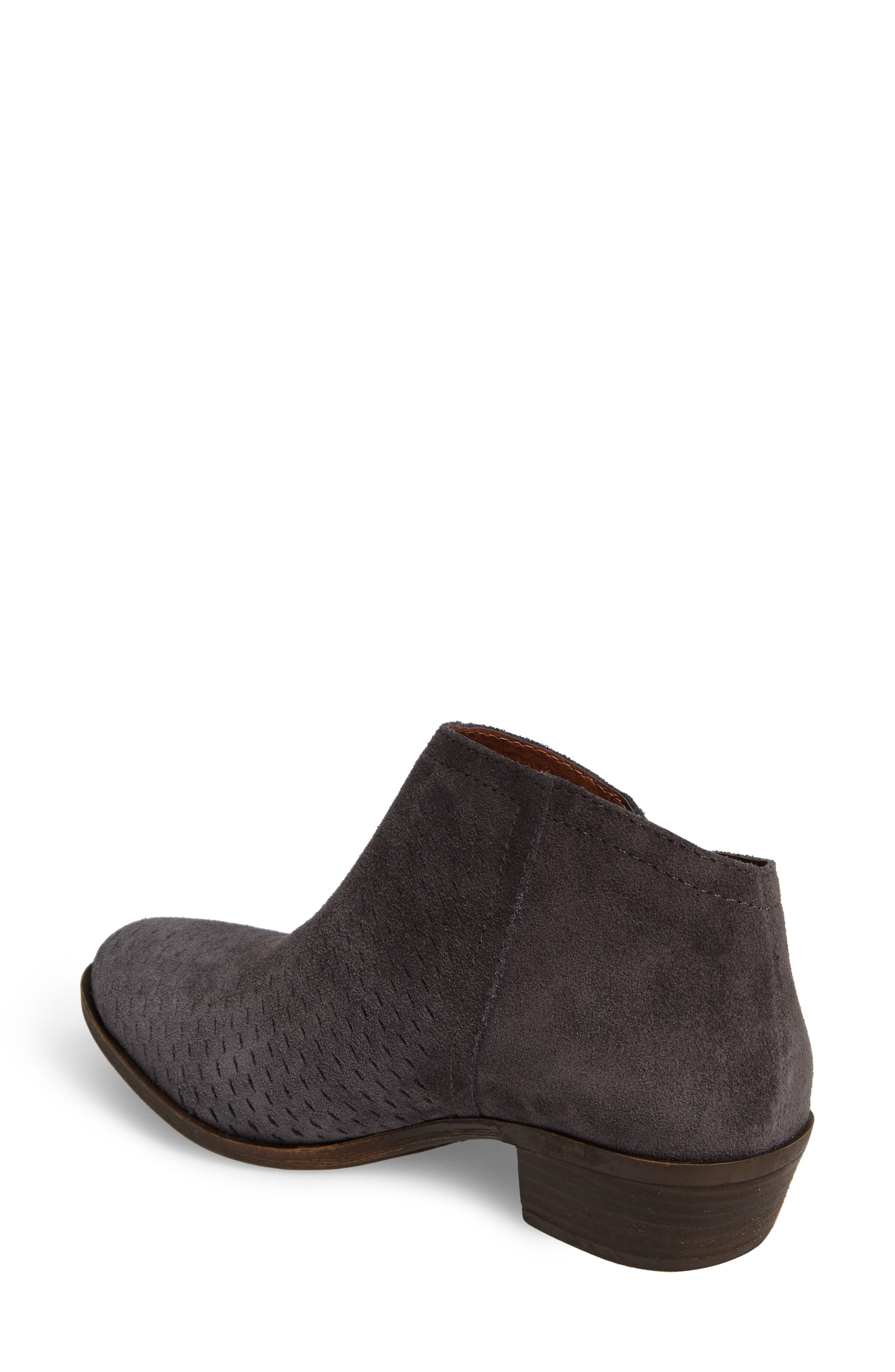 Alternate Image 2  - Lucky Brand Brielley Perforated Bootie (Women)