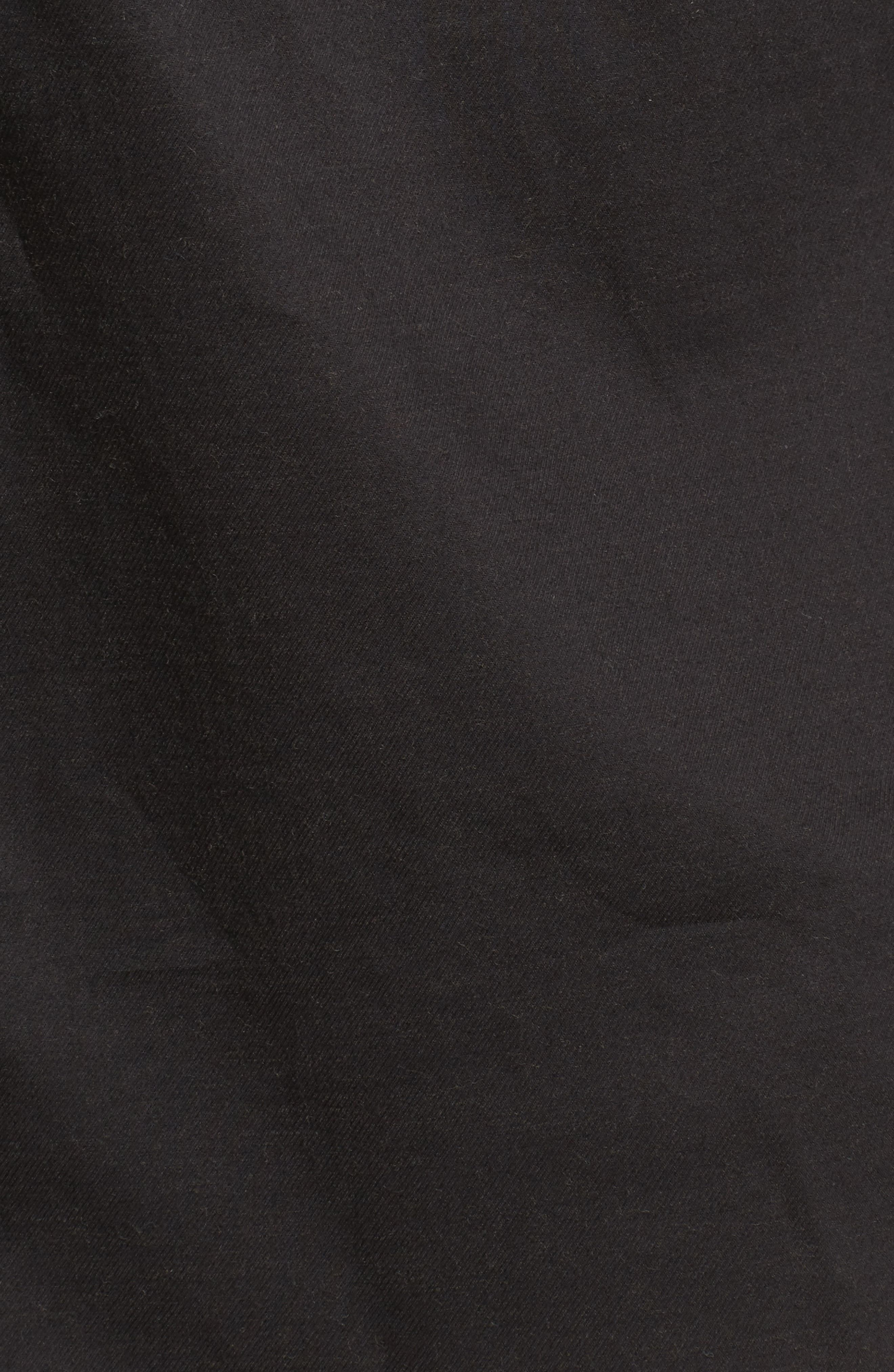 Embroidered Sport Shirt,                             Alternate thumbnail 5, color,                             Black