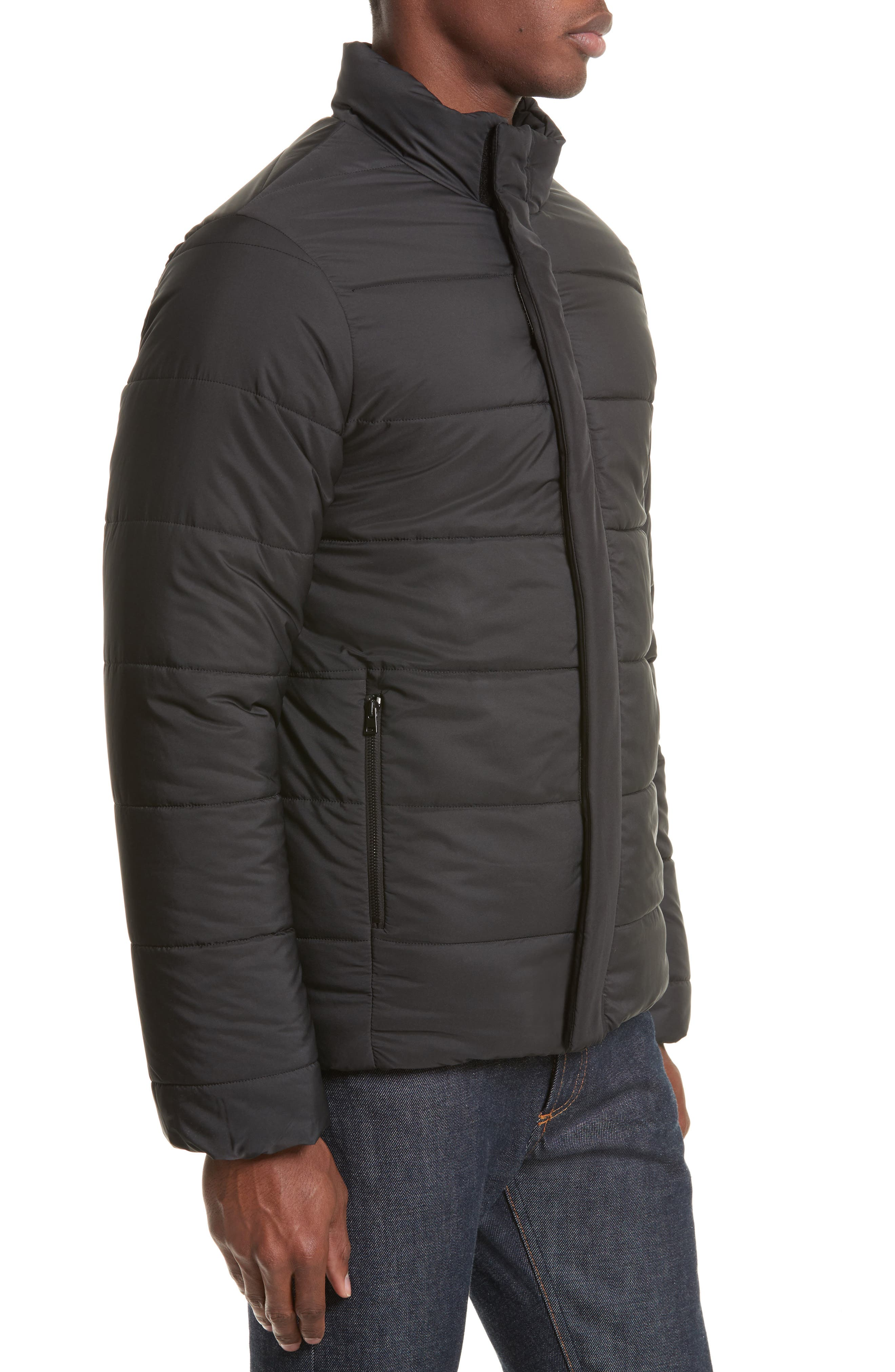 Alternate Image 3  - A.P.C. Quilted Creek Jacket