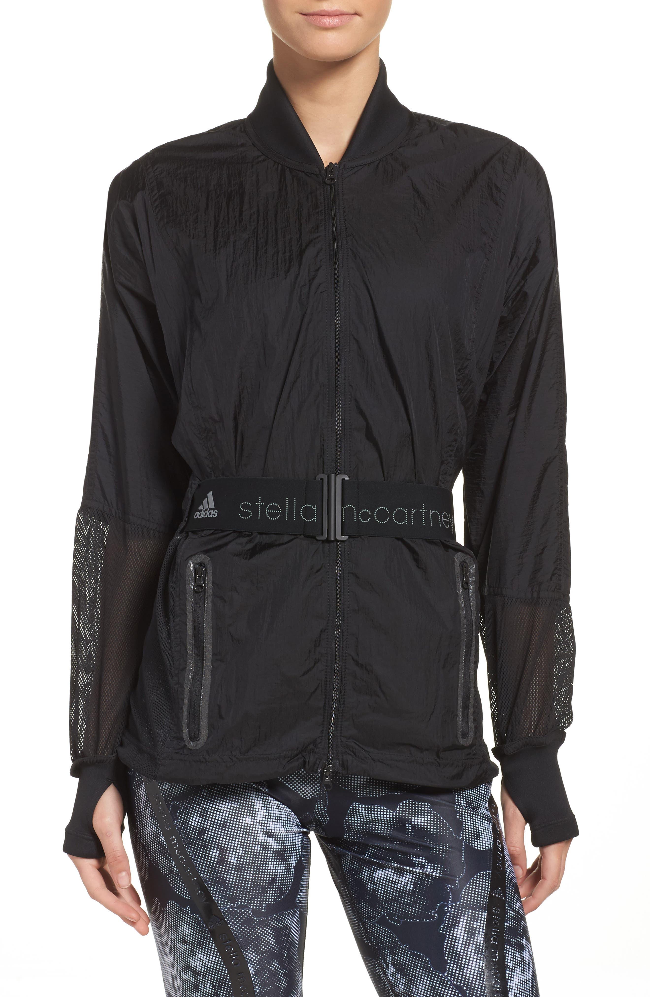 Alternate Image 1 Selected - adidas by Stella McCartney Climastorm® Run Jacket
