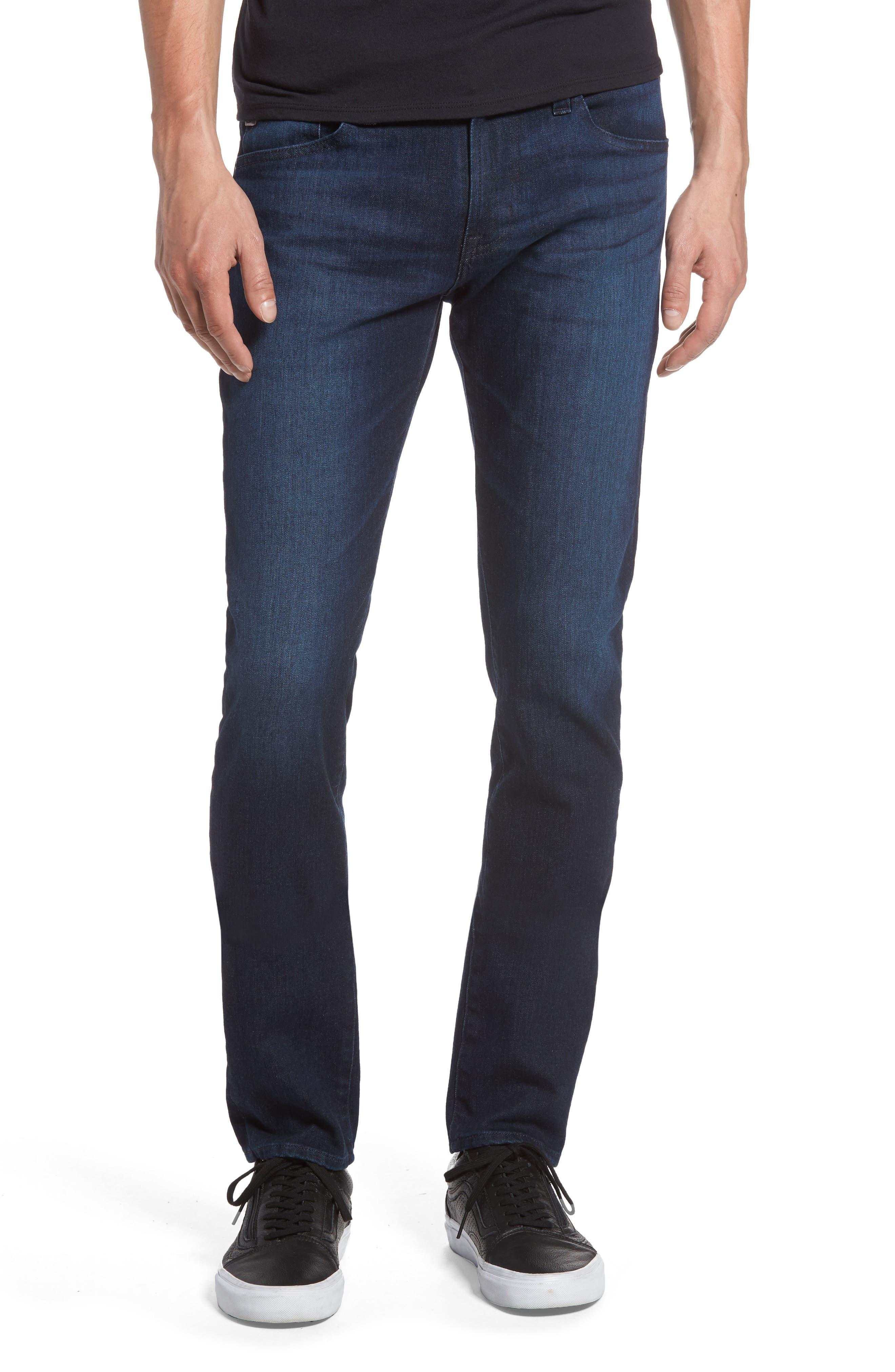AG Stockton Skinny Fit Jeans (Vibe)
